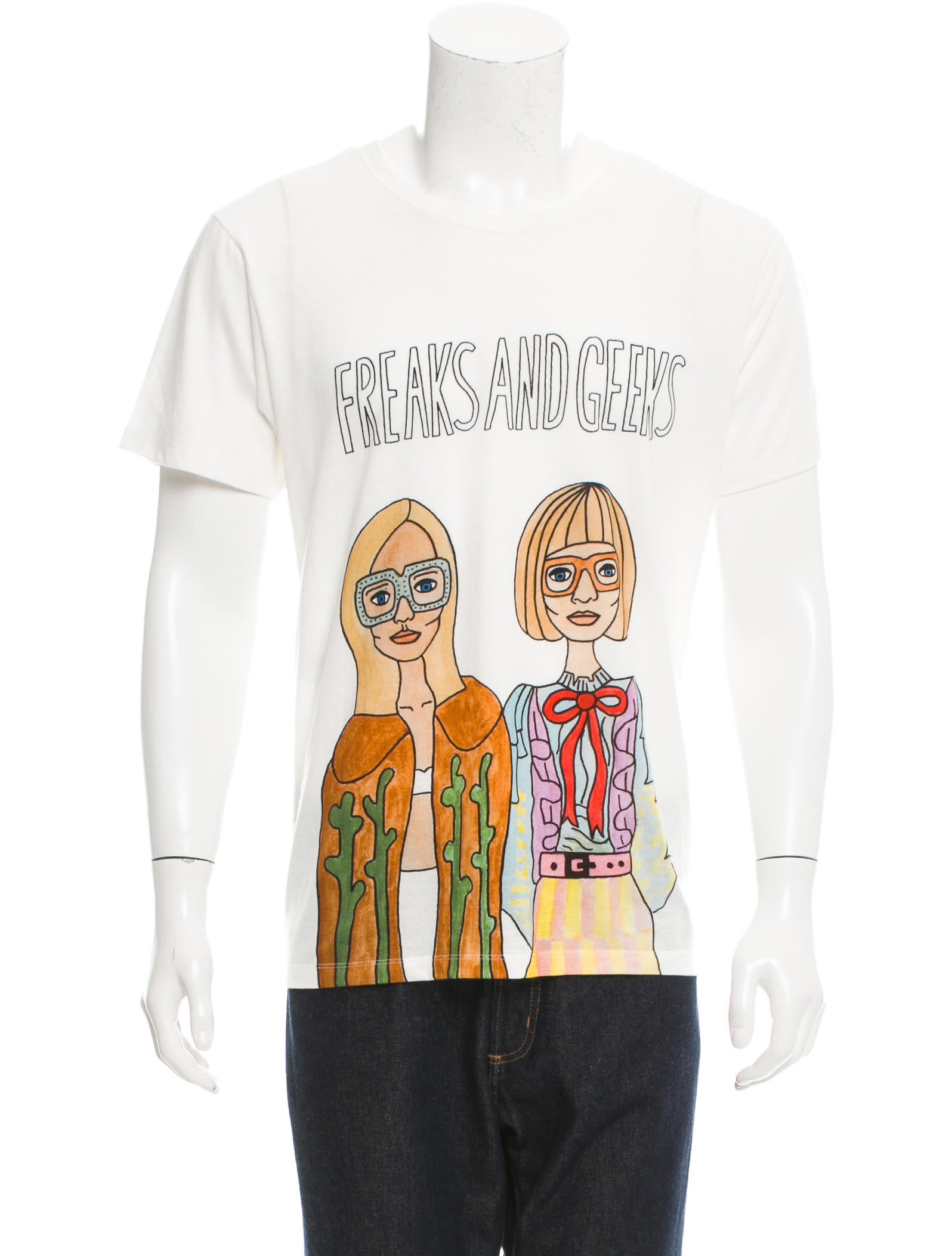 Freaks and geeks clothing store