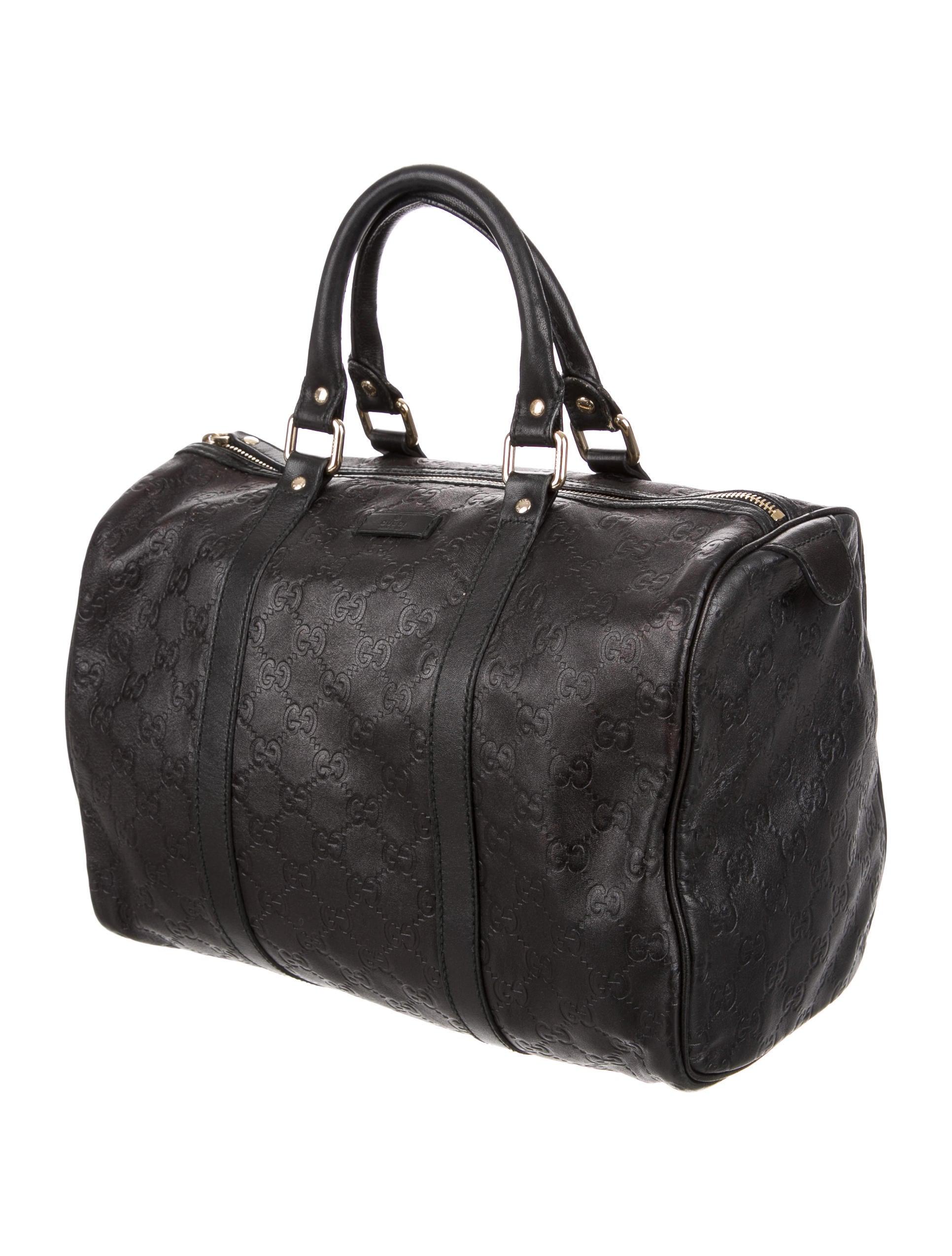 Boston Bag Patchwork Tutorial: Gucci Guccissima Boston Bag - Handbags - GUC140979