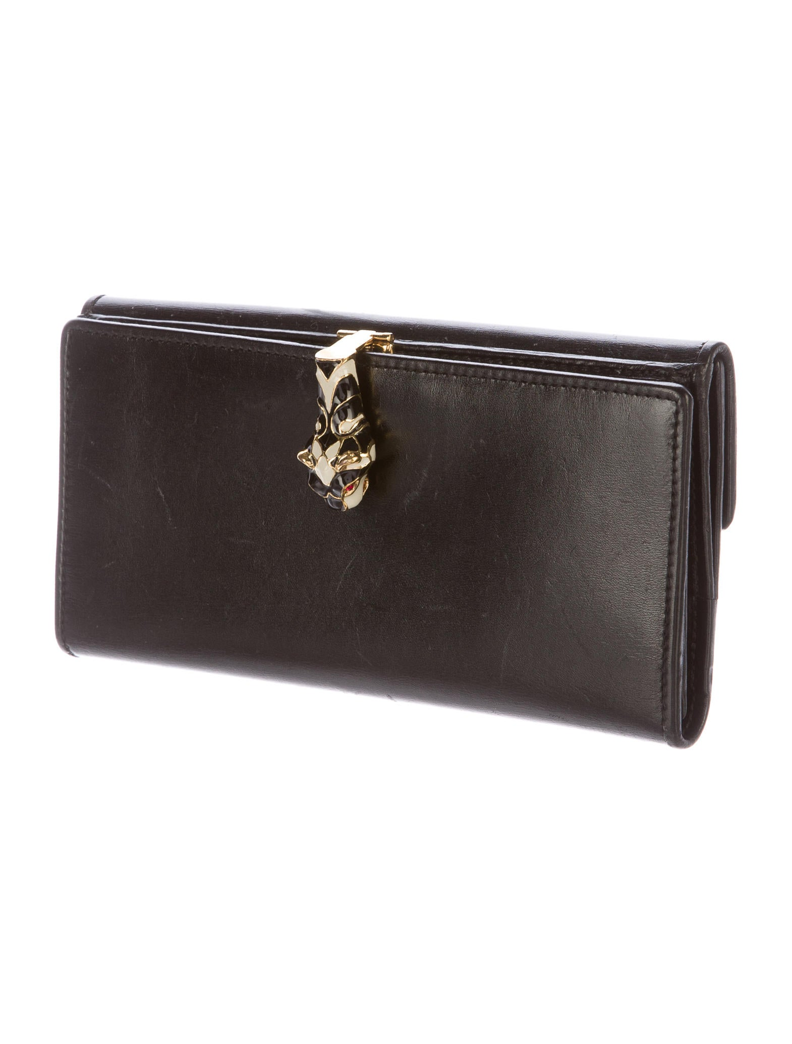 0805478a7343 Gucci Wallet Tiger Black | Stanford Center for Opportunity Policy in ...