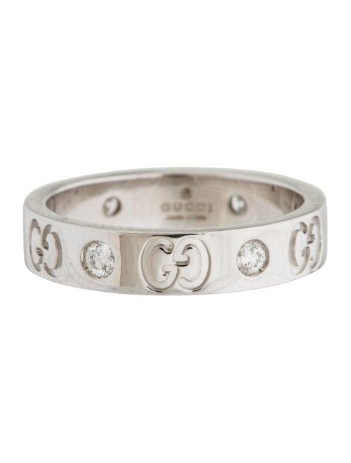 3b9c94b045 Gucci Diamond Icon Thin Band - Rings - GUC141339 | The RealReal