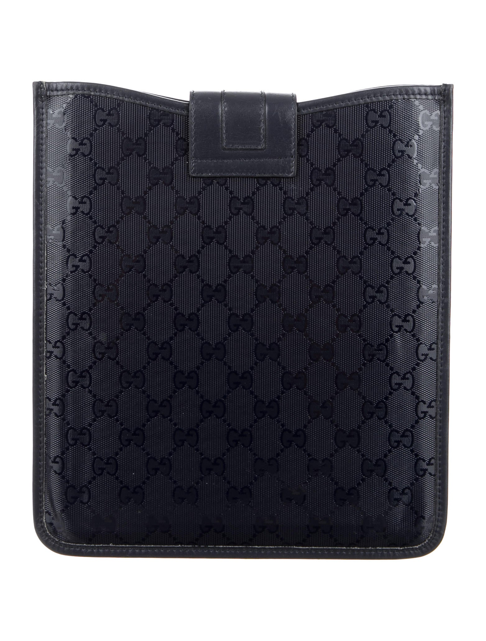 Gucci Gg Imprime Ipad Sleeve Technology Guc141660