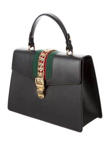 Wonderful Gucci 2017 GG Supreme Small Buckle Saddle Bag W Tags  Handbags