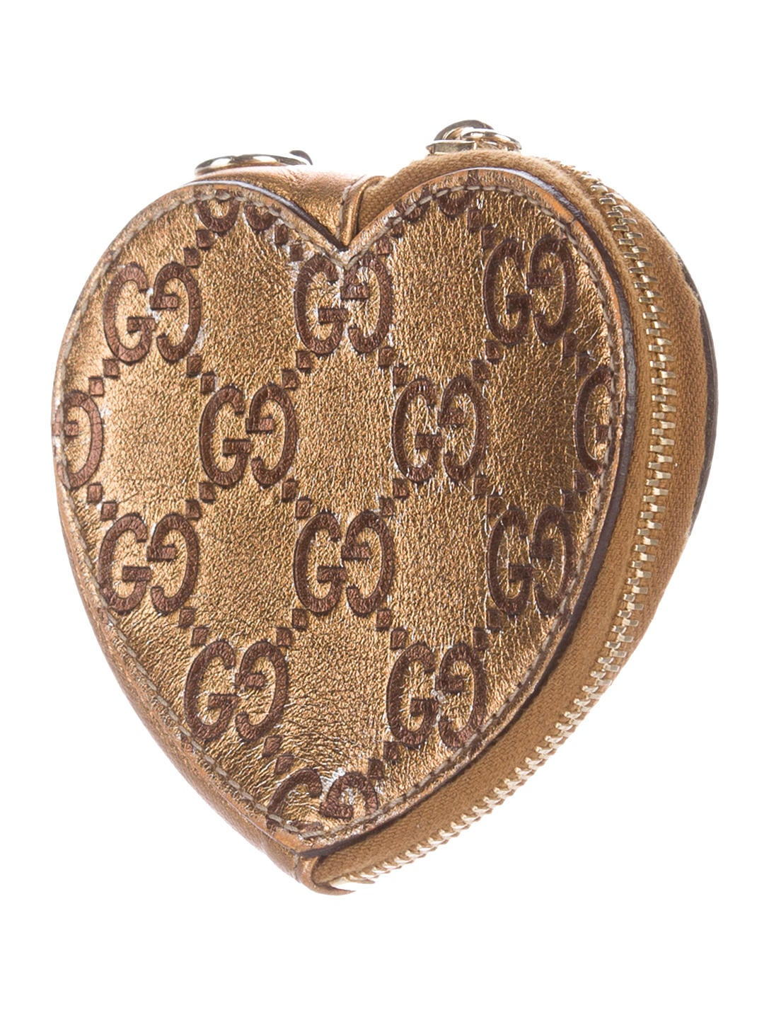 73c10299292d Gucci Guccissima Heart Coin Purse - Accessories - GUC143874   The ...