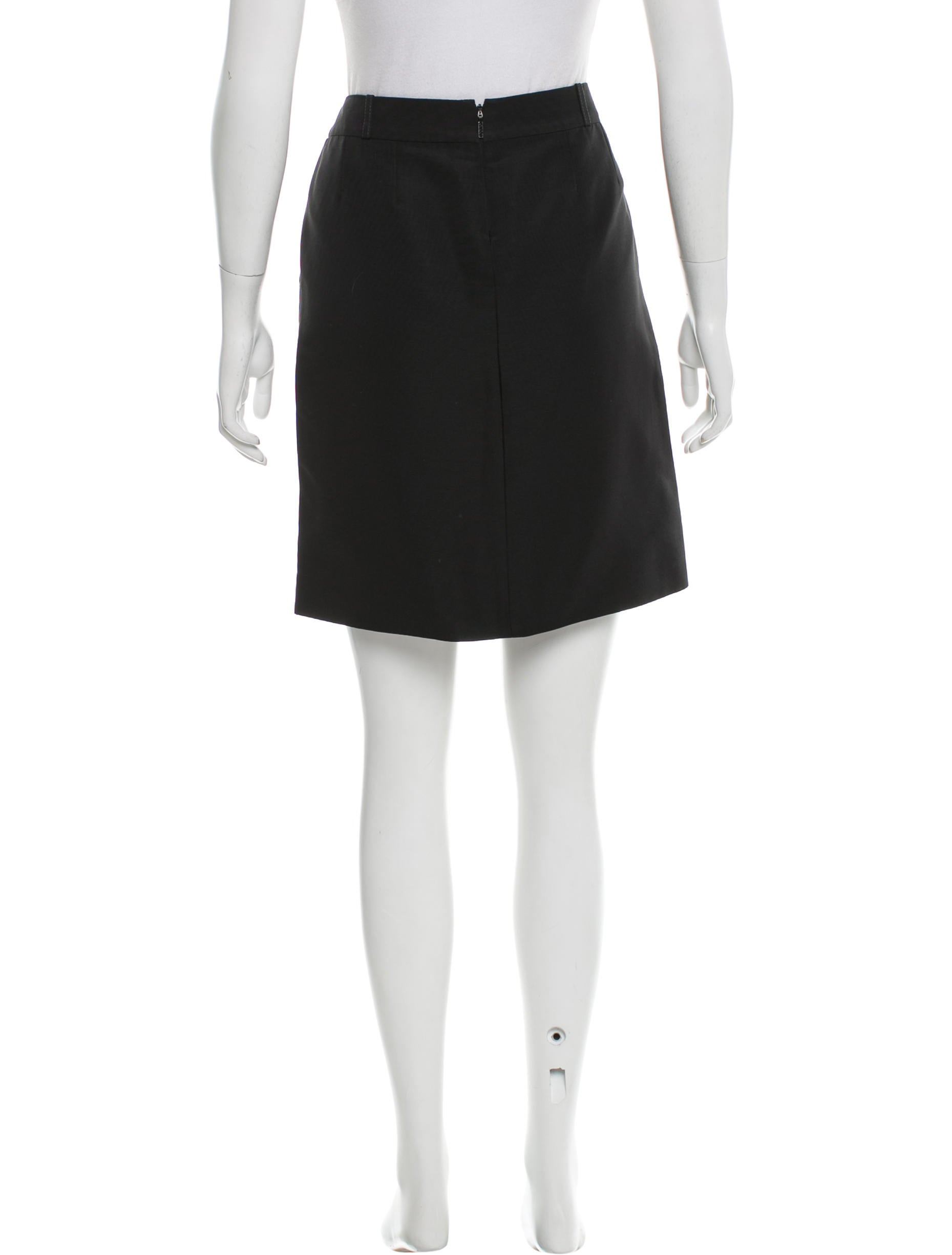Gucci Embellished Mini Skirt - Clothing - GUC144894   The RealReal
