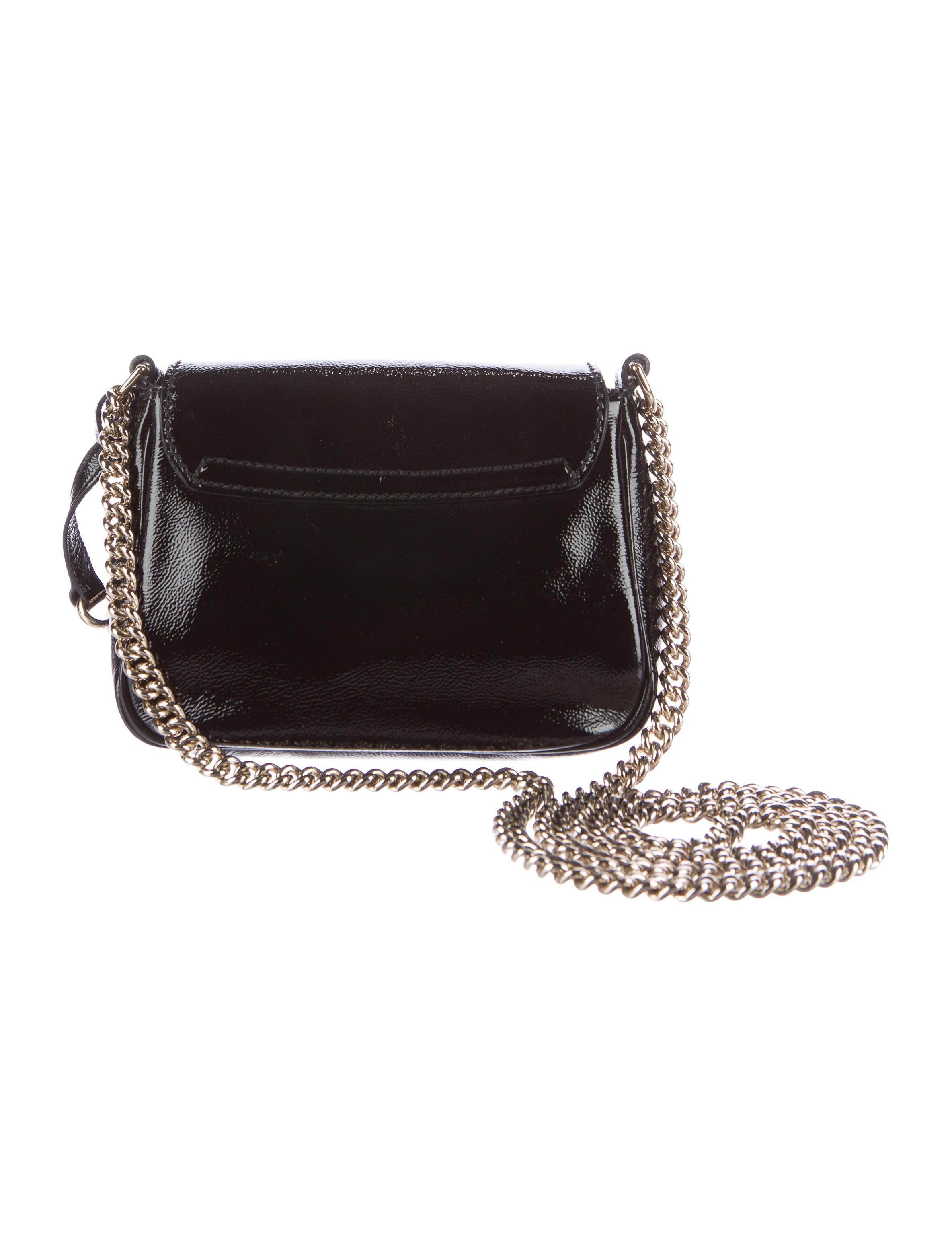 Gucci Soho Chain Crossbody Bag Handbags Guc146040