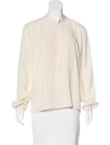 Gucci Knit Long Sleeve Top None