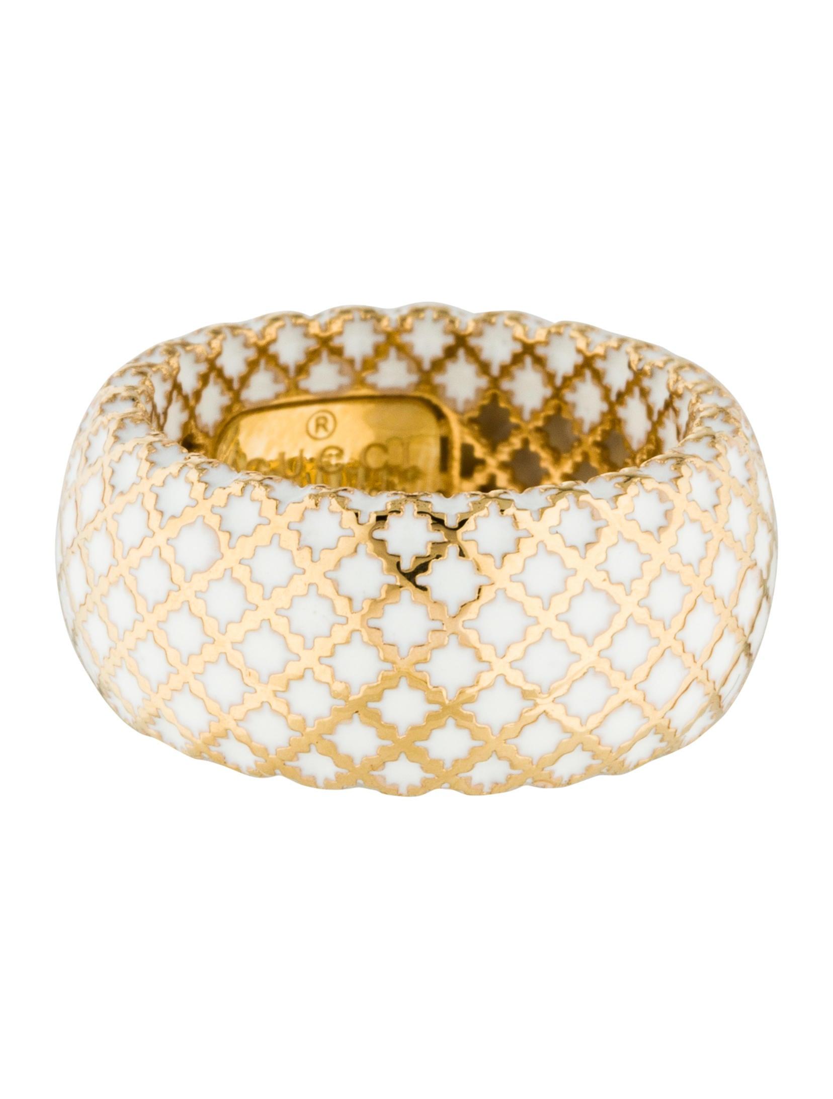 8db36cc0b Gucci Diamantissima Light Ring - Rings - GUC147631 | The RealReal