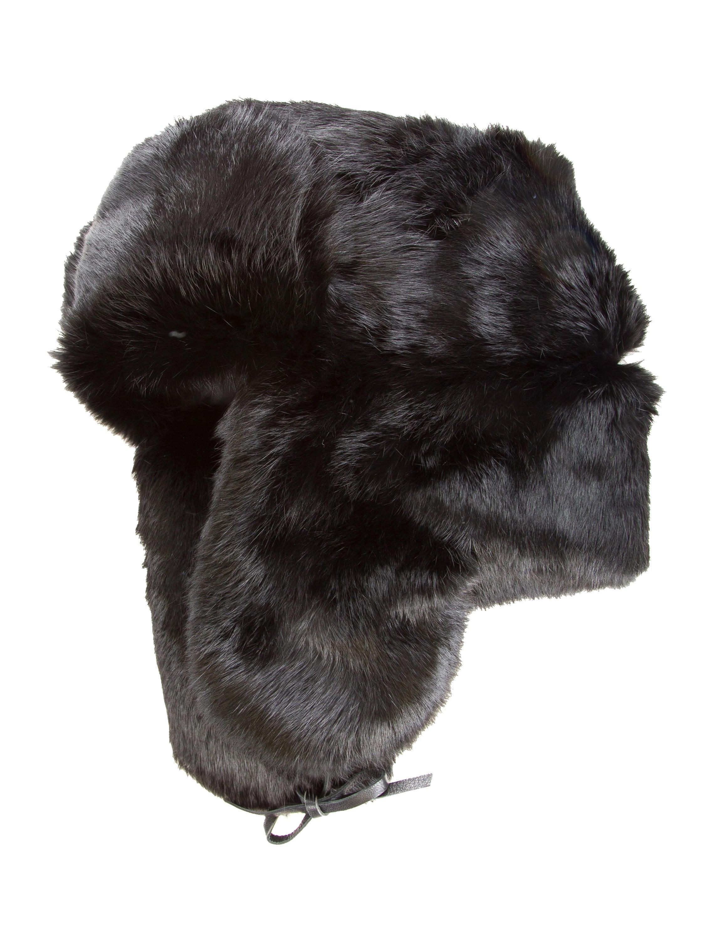 Gucci Fur Trapper Hat w  Tags - Accessories - GUC148240  5bbd63393f6