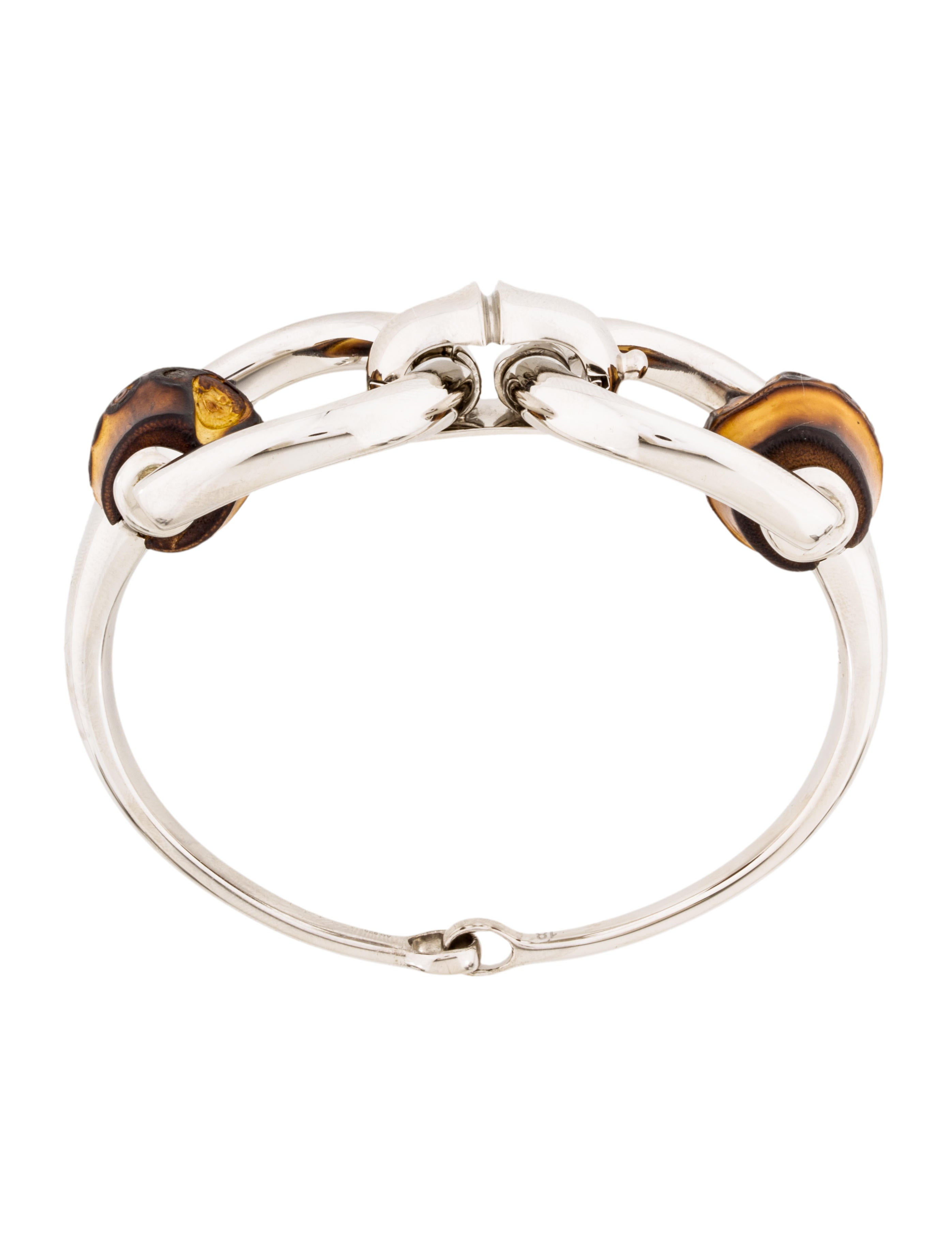 gucci bamboo horsebit bracelet bracelets guc148635