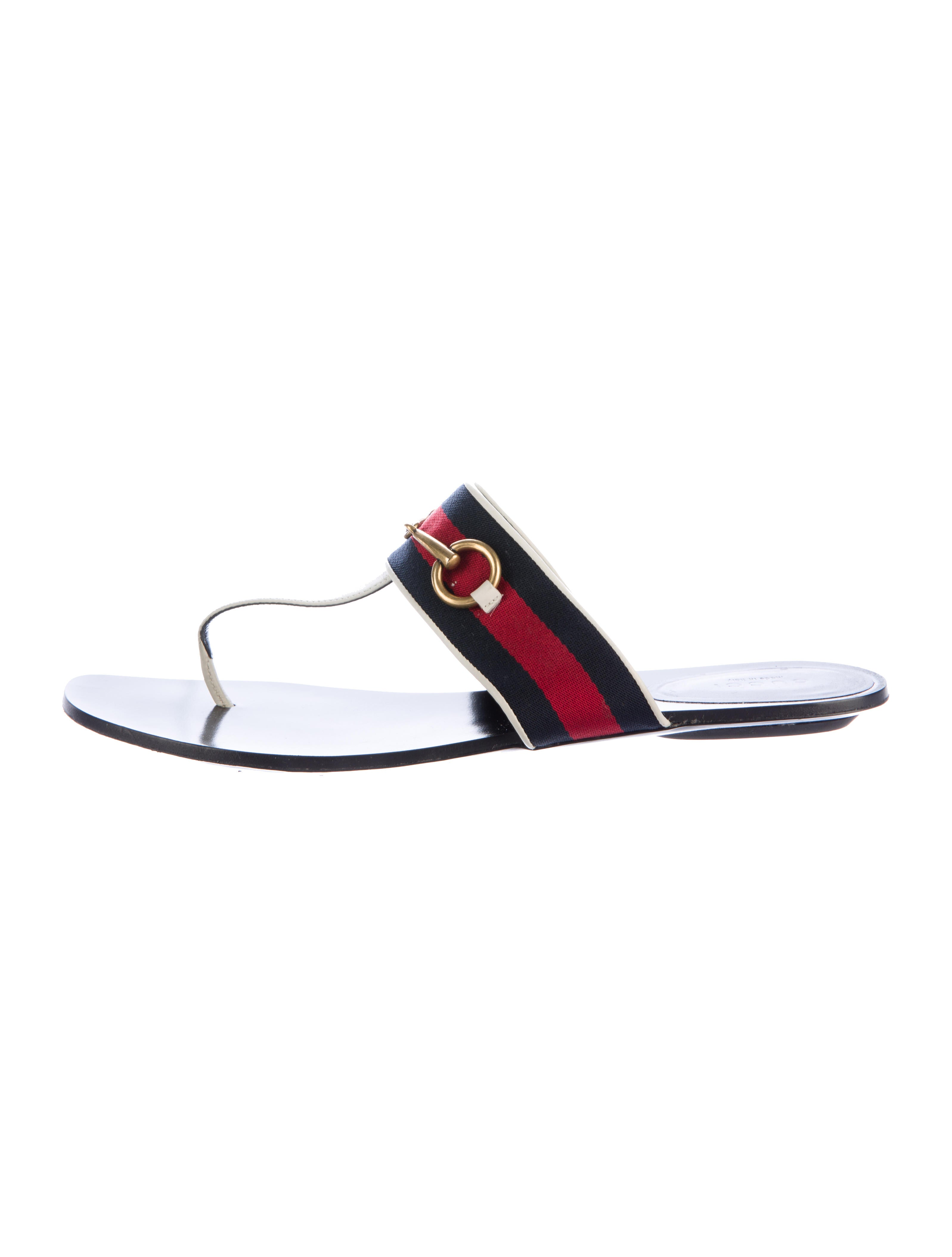 f2ee5cff6ae6 Gucci Querelle Thong Sandals - Shoes - GUC149435