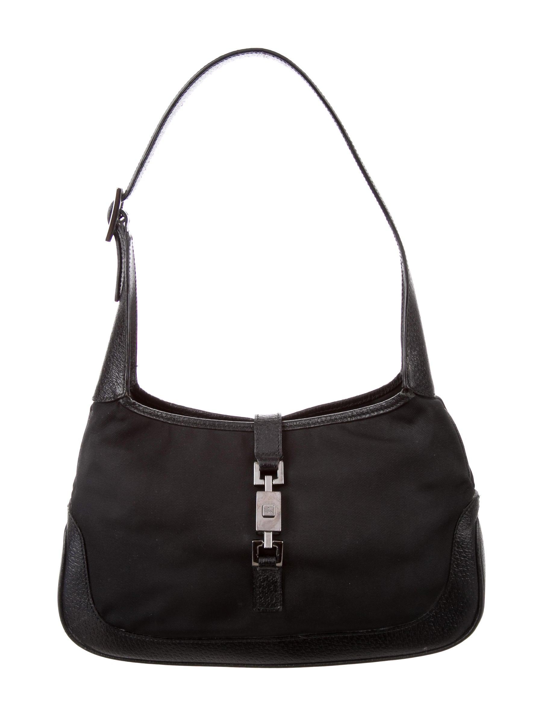 12a1d31bf9 Gucci Vintage Jackie Shoulder Bag | Stanford Center for Opportunity ...