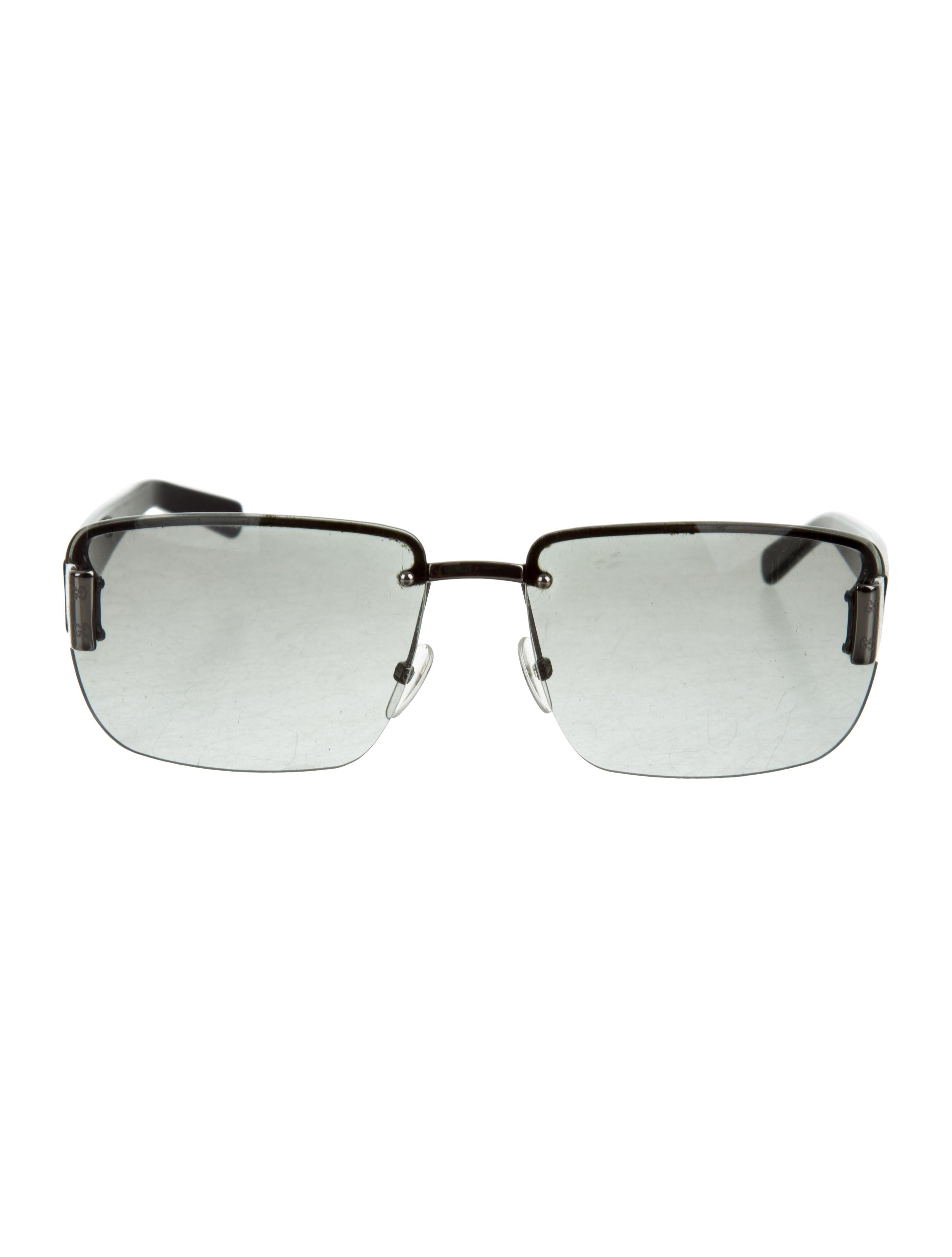 0ba45911041 Gucci Rimless Glasses Frames