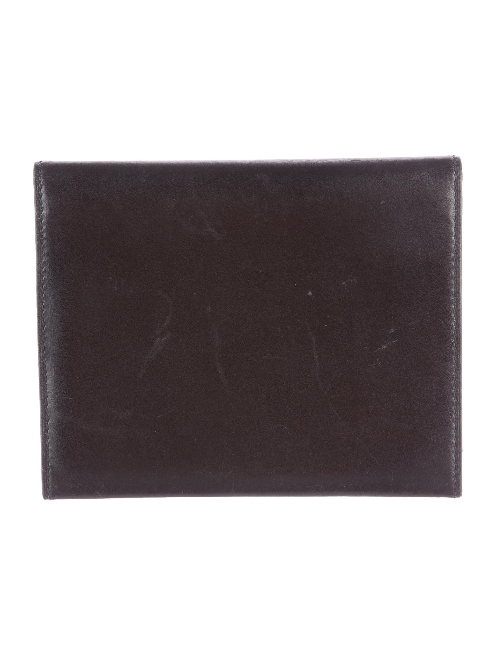 Gucci Trifold Leather Wallet Accessories Guc151915