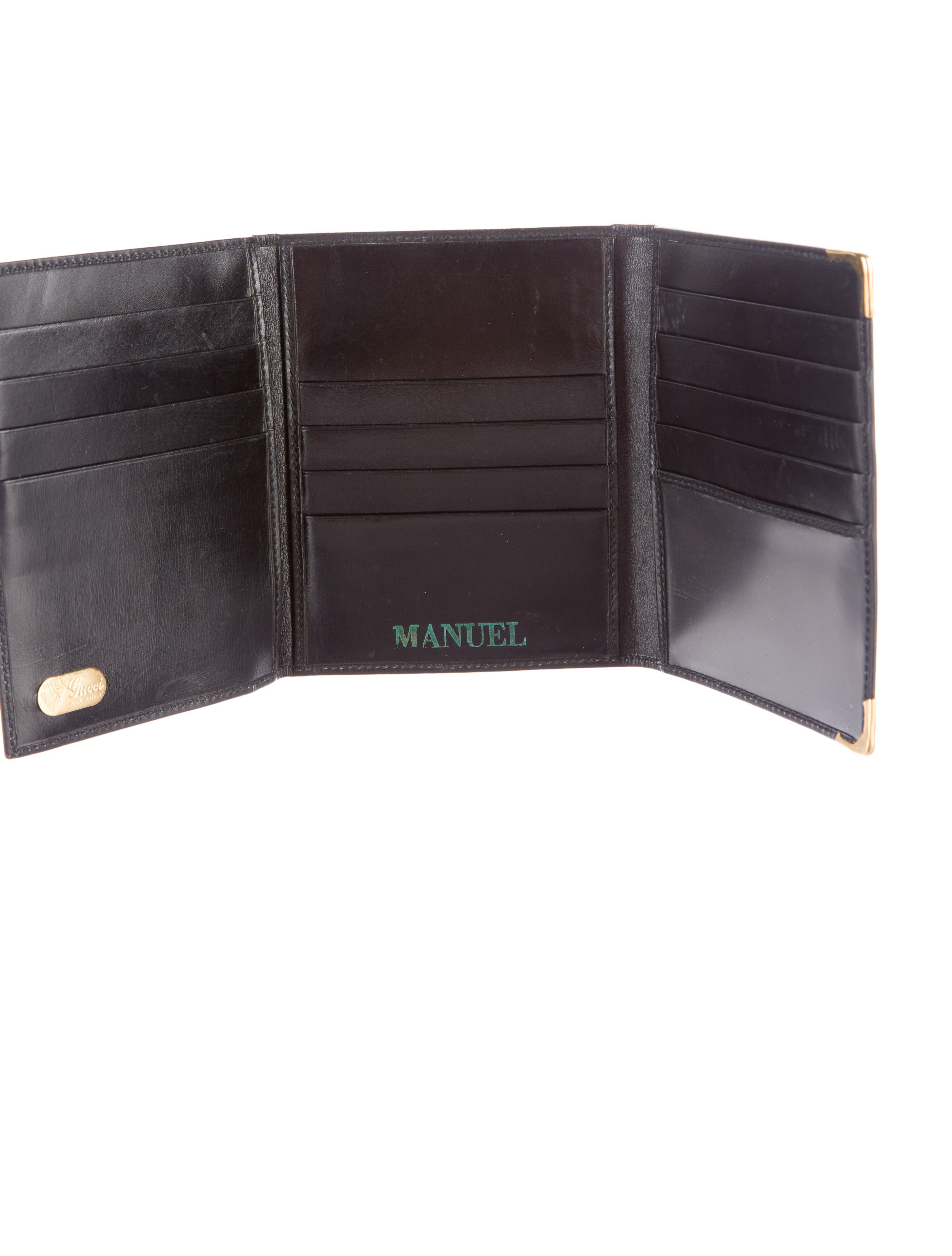 c4add799a076 Gucci Tri Fold Mens Wallets | Stanford Center for Opportunity Policy ...