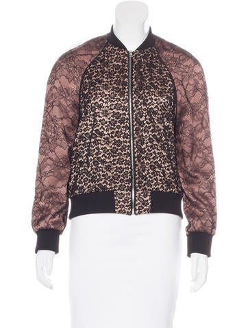 Gucci 2016 Bomber Jacket None