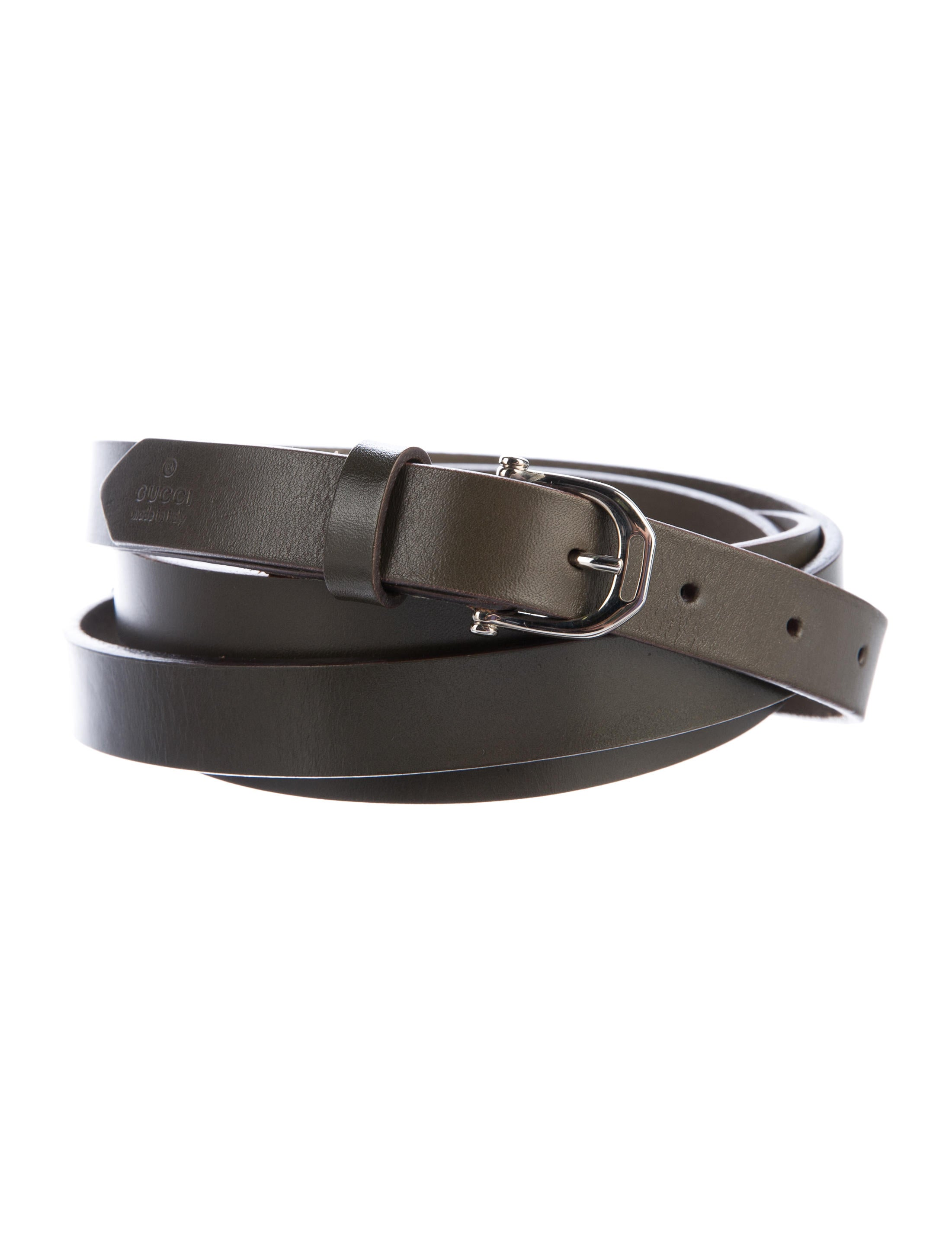 gucci leather wrap around belt accessories guc152203