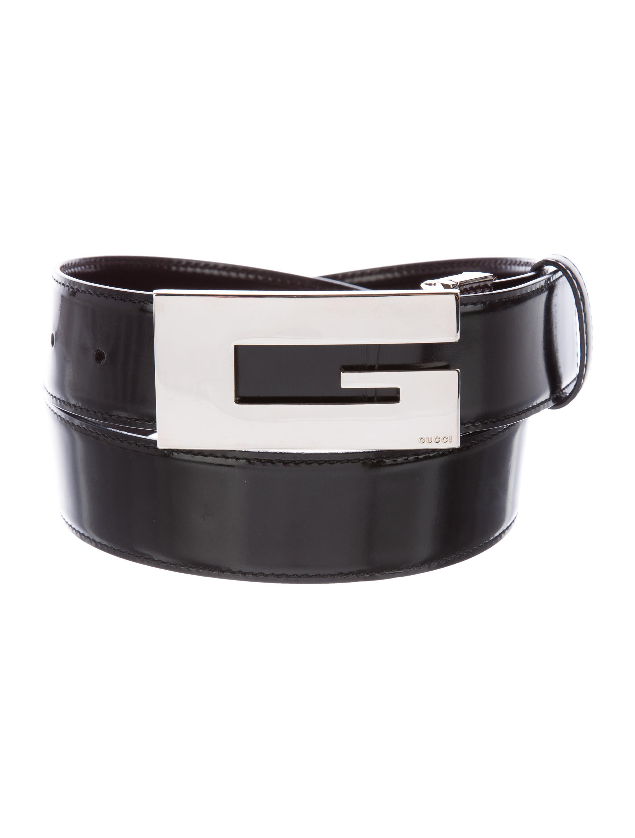 gucci reversible leather belt accessories guc153638