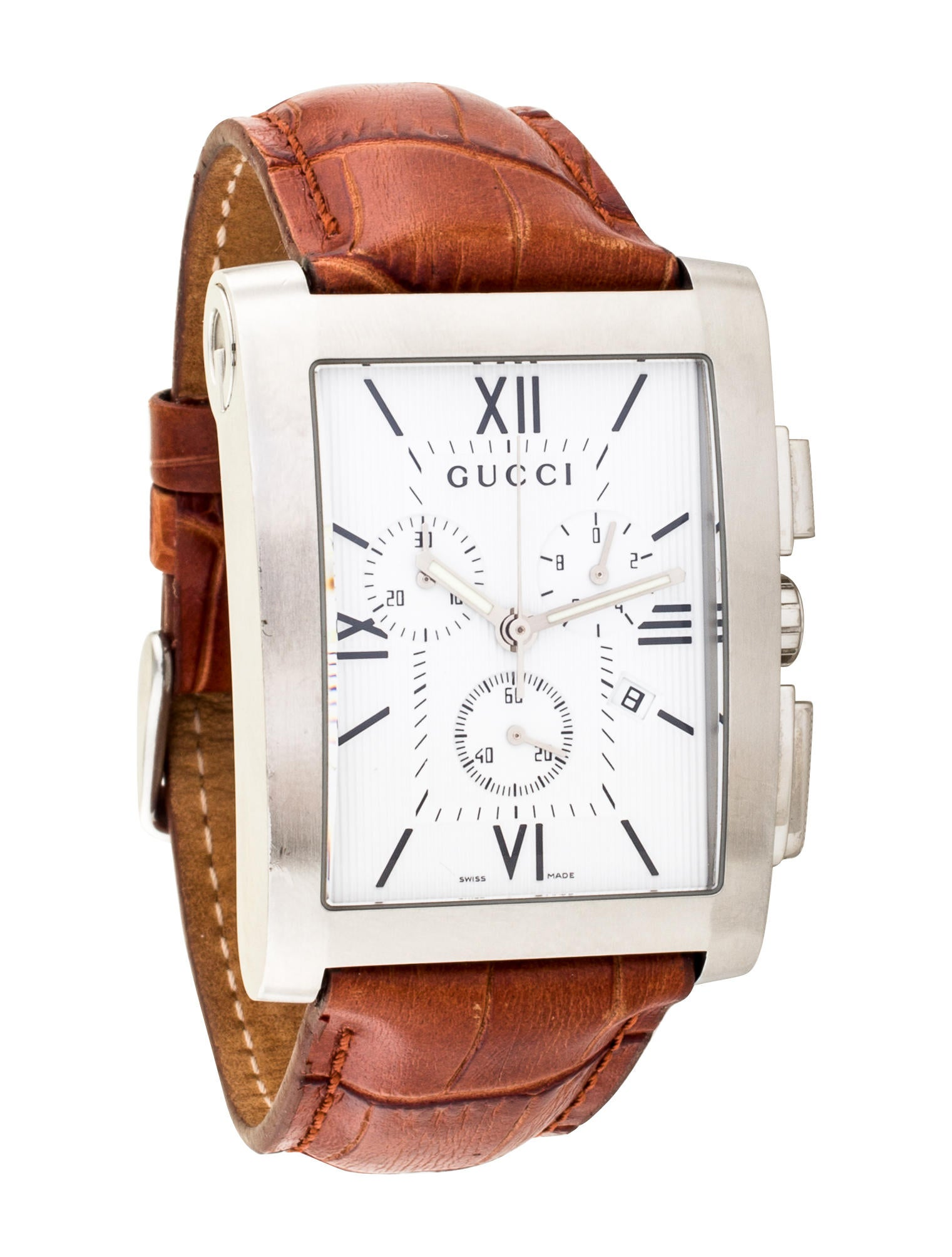 ec67788fe2f Gucci 8600 Series Watch - Strap - GUC153732