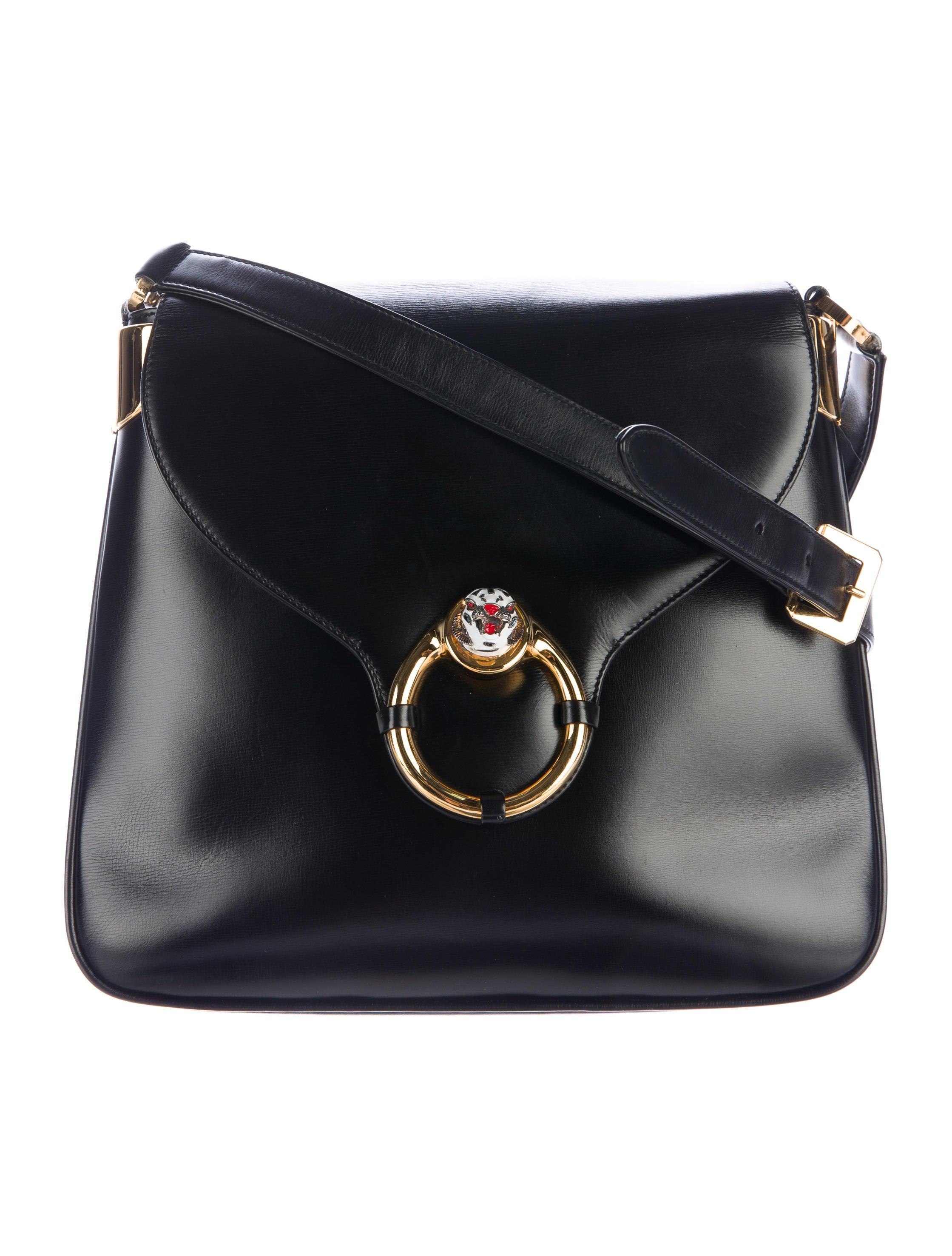 Vintage Leather Crossbody Bag 31