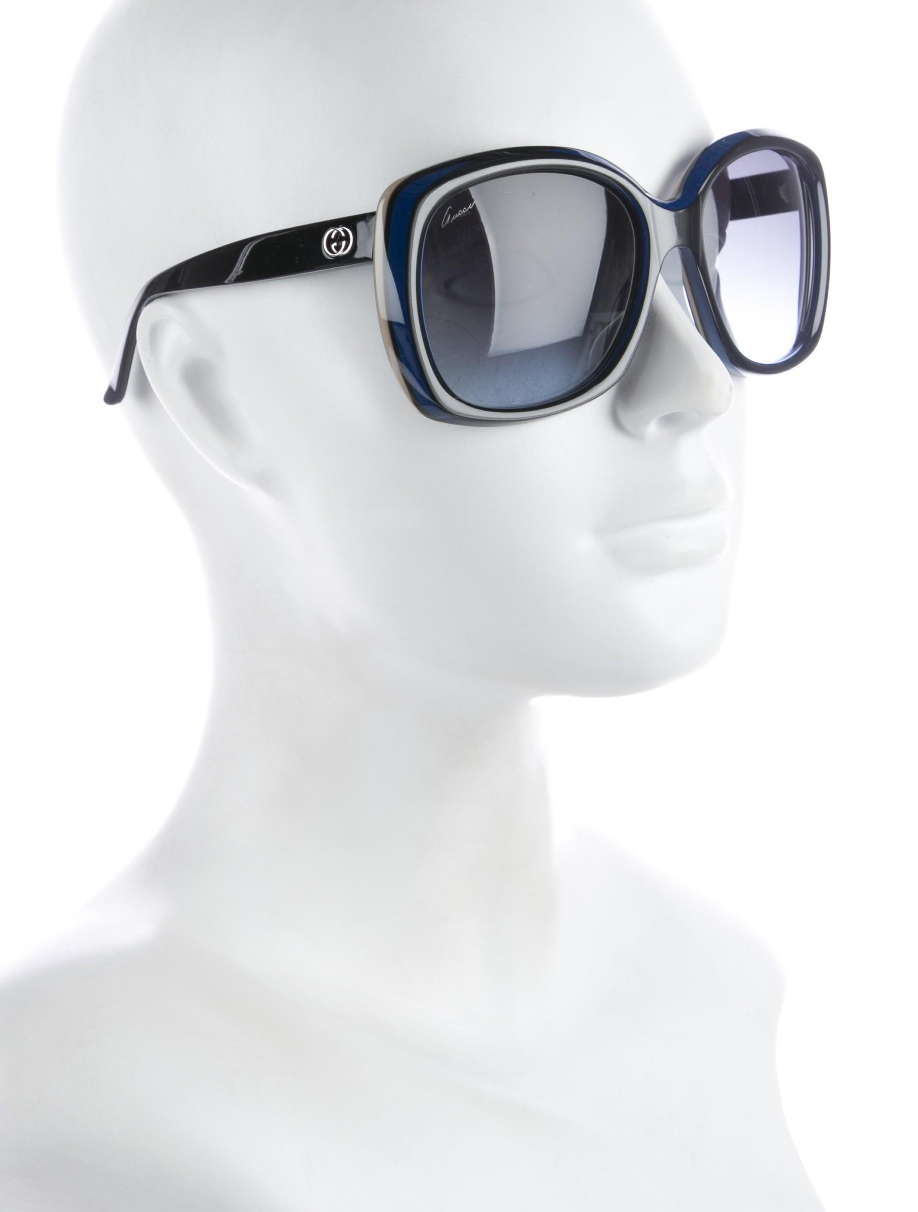 fdafdbb1f83 Oversized Gradient Sunglasses Australia