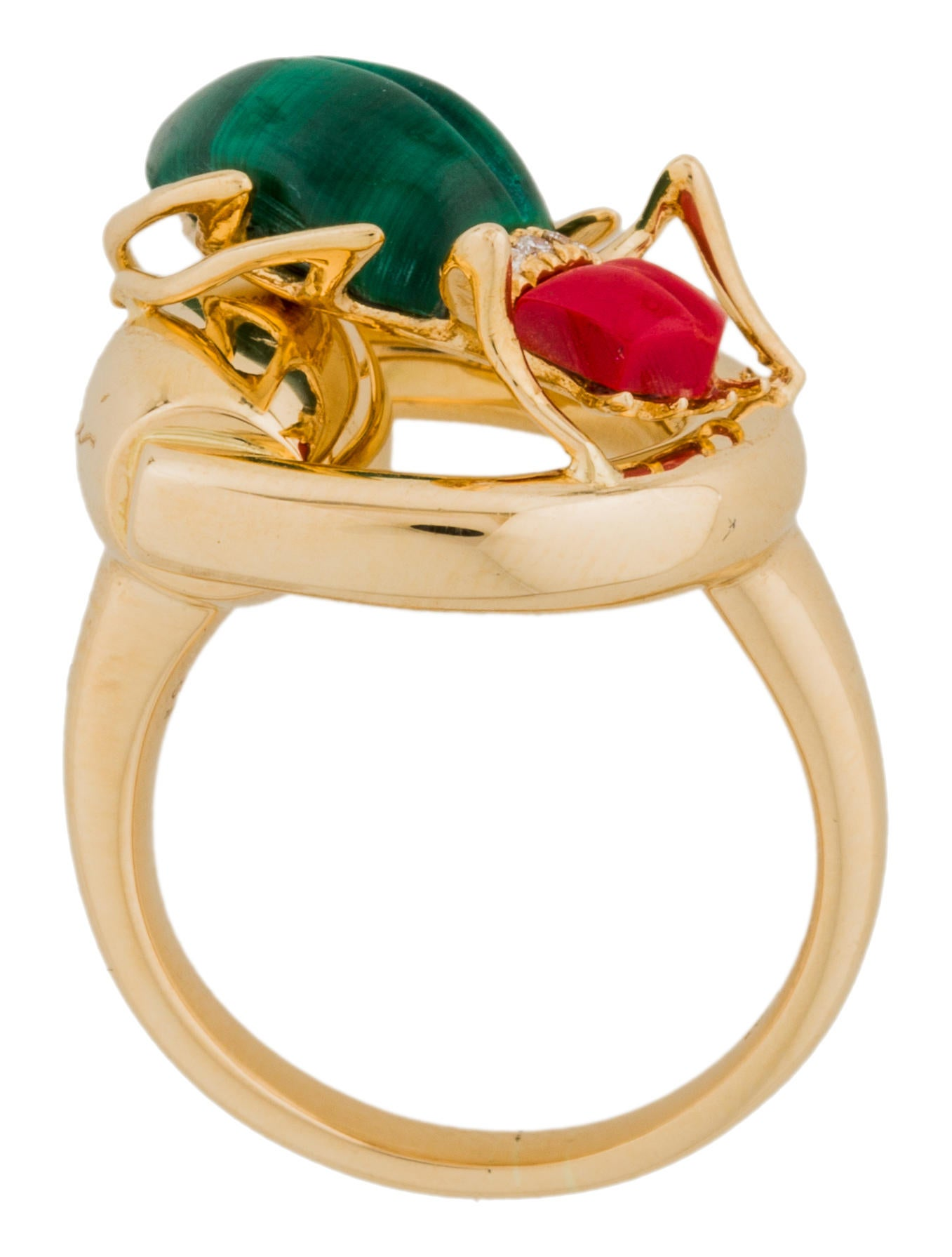 Gucci Beetle Ring