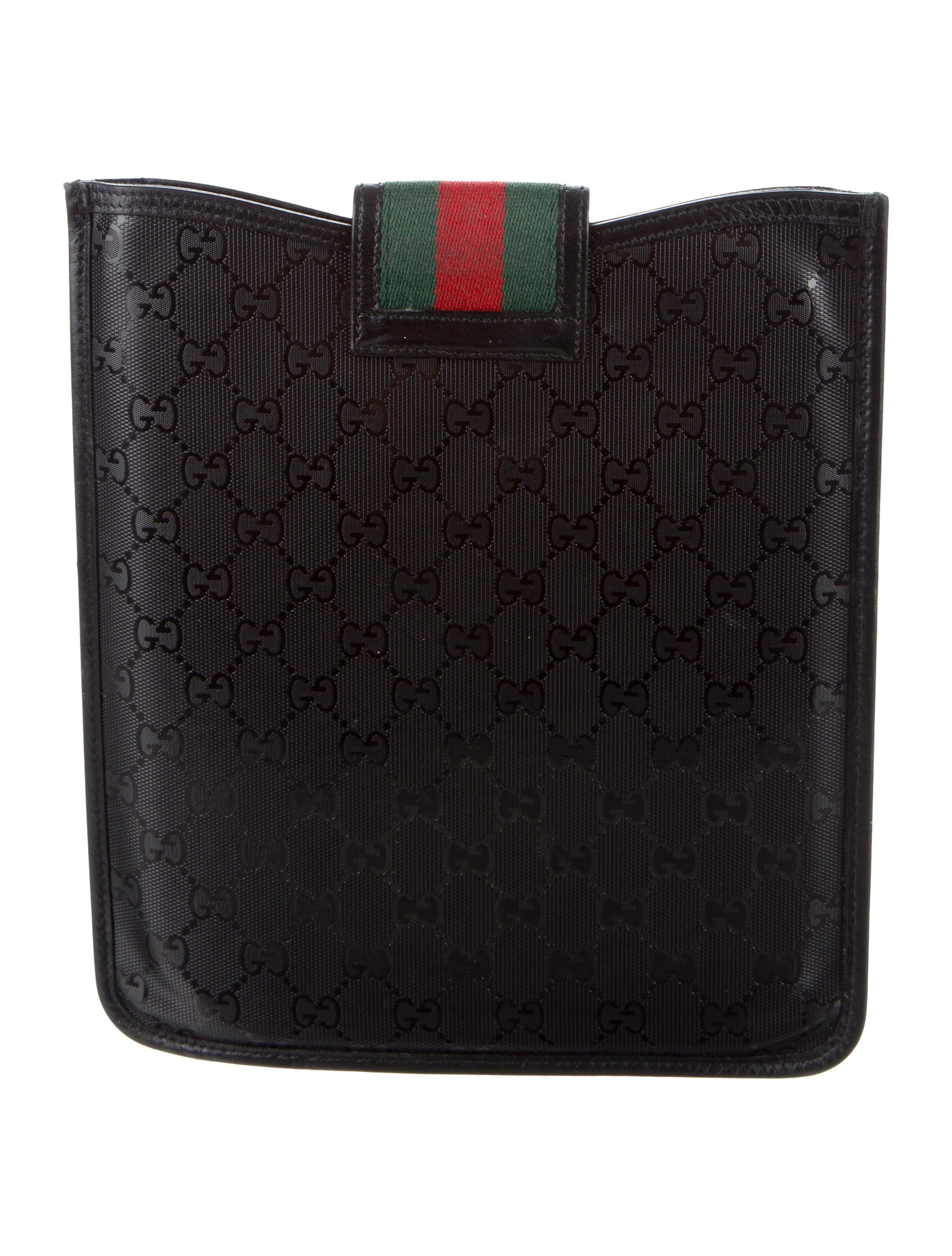 Gucci Gg Imprim 233 Ipad Case Technology Guc157940 The