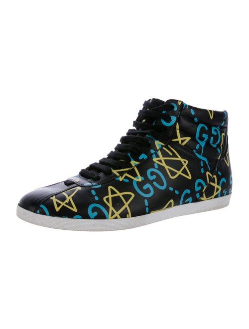3da4ce31eb3 Gucci 2016 GucciGhost Sneakers - Shoes - GUC158014