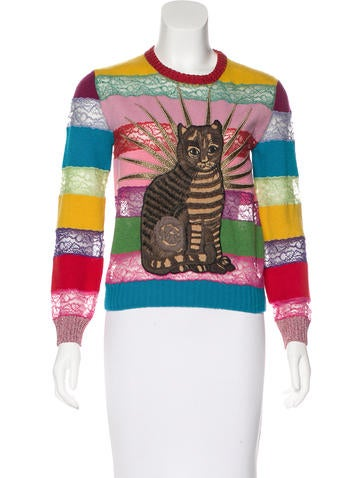 Gucci 2017 Wool Sweater None