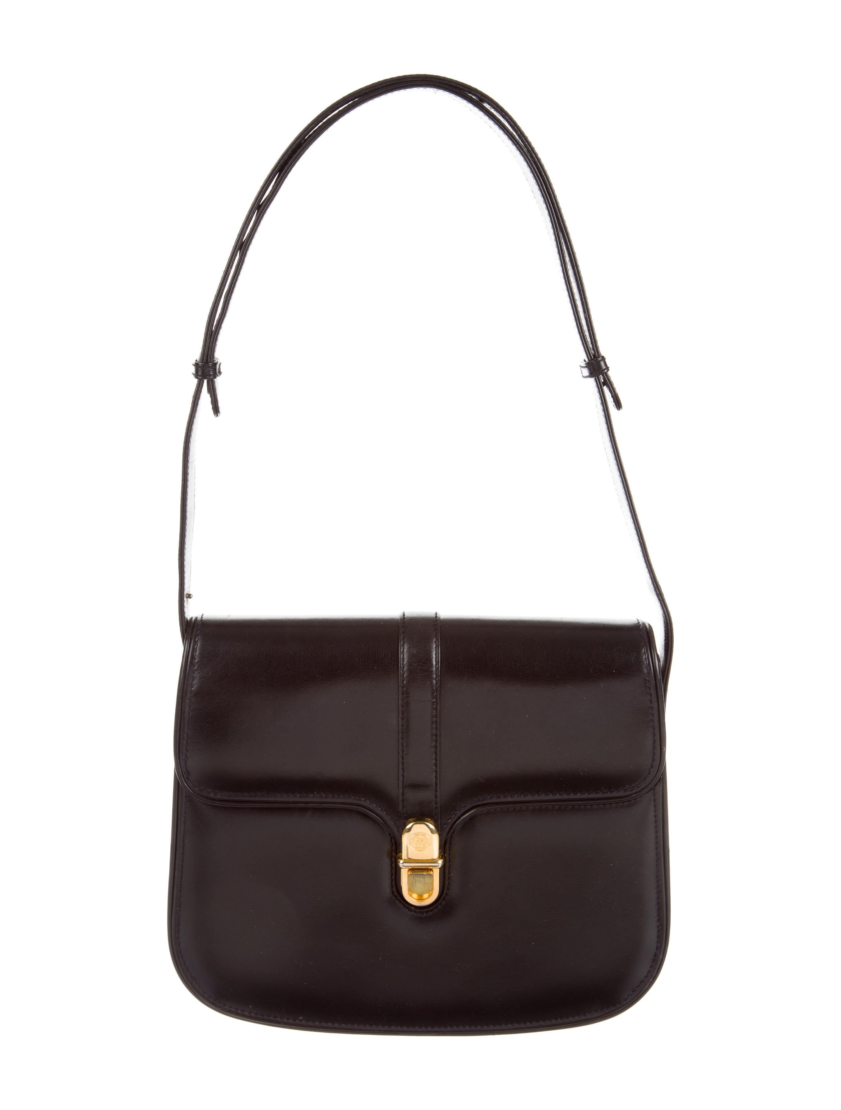 f7a31f5e02bc Vintage Leather Gucci Bag - R90659 | Stanford Center for Opportunity ...