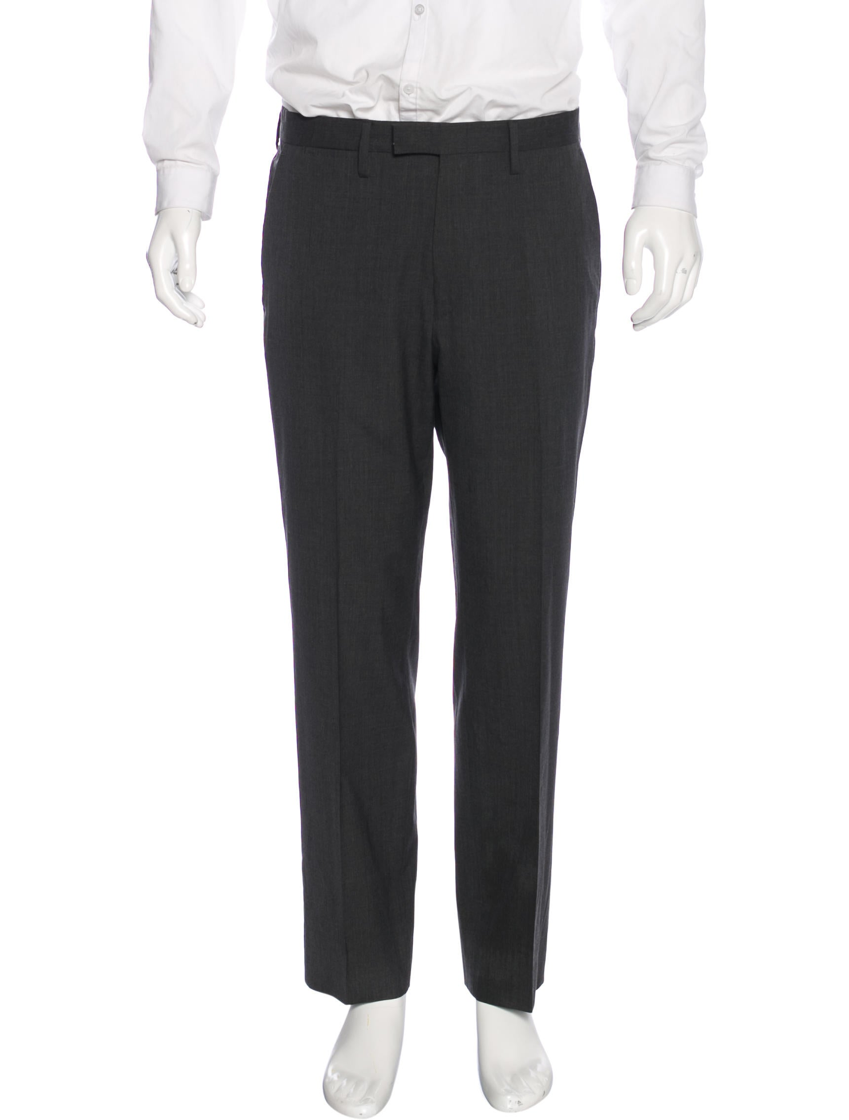 Gucci Woven Dress Pants - Clothing - GUC158848 | The RealReal
