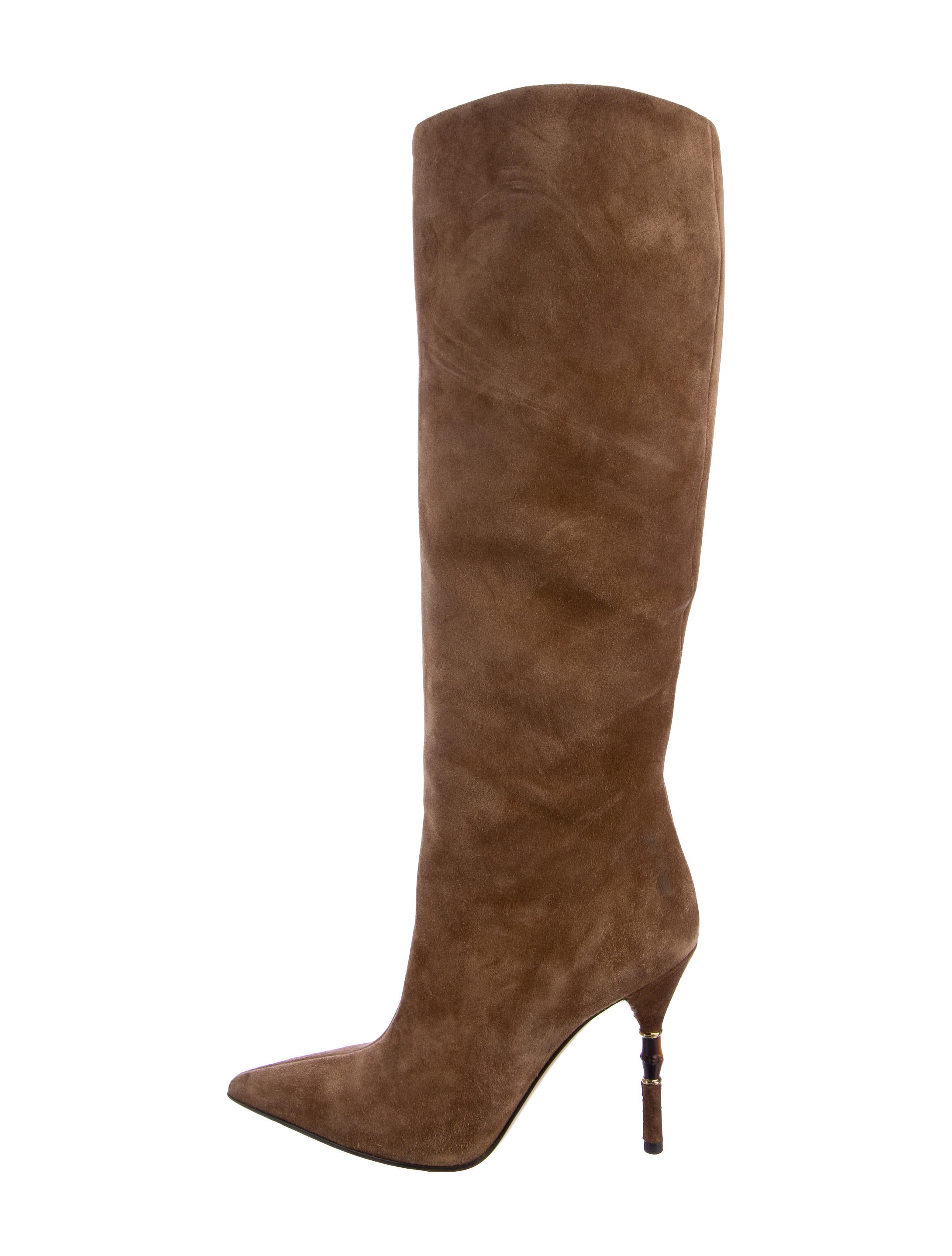 gucci bamboo knee high boots shoes guc159237 the