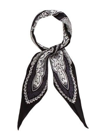 gucci silk bandana scarf accessories guc160642 the