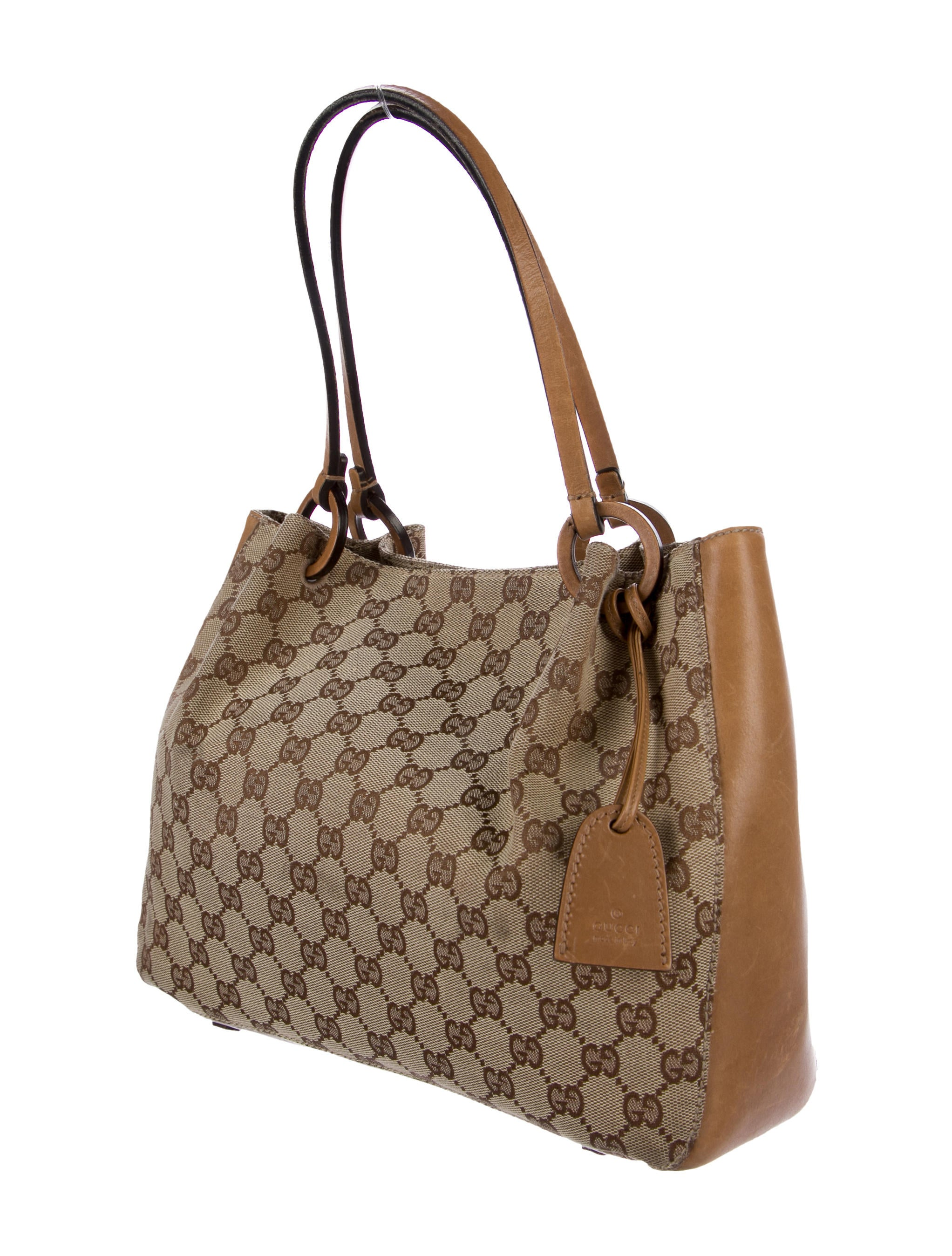 45feb866d76f41 Gucci Gg Canvas Handbags | Stanford Center for Opportunity Policy in ...