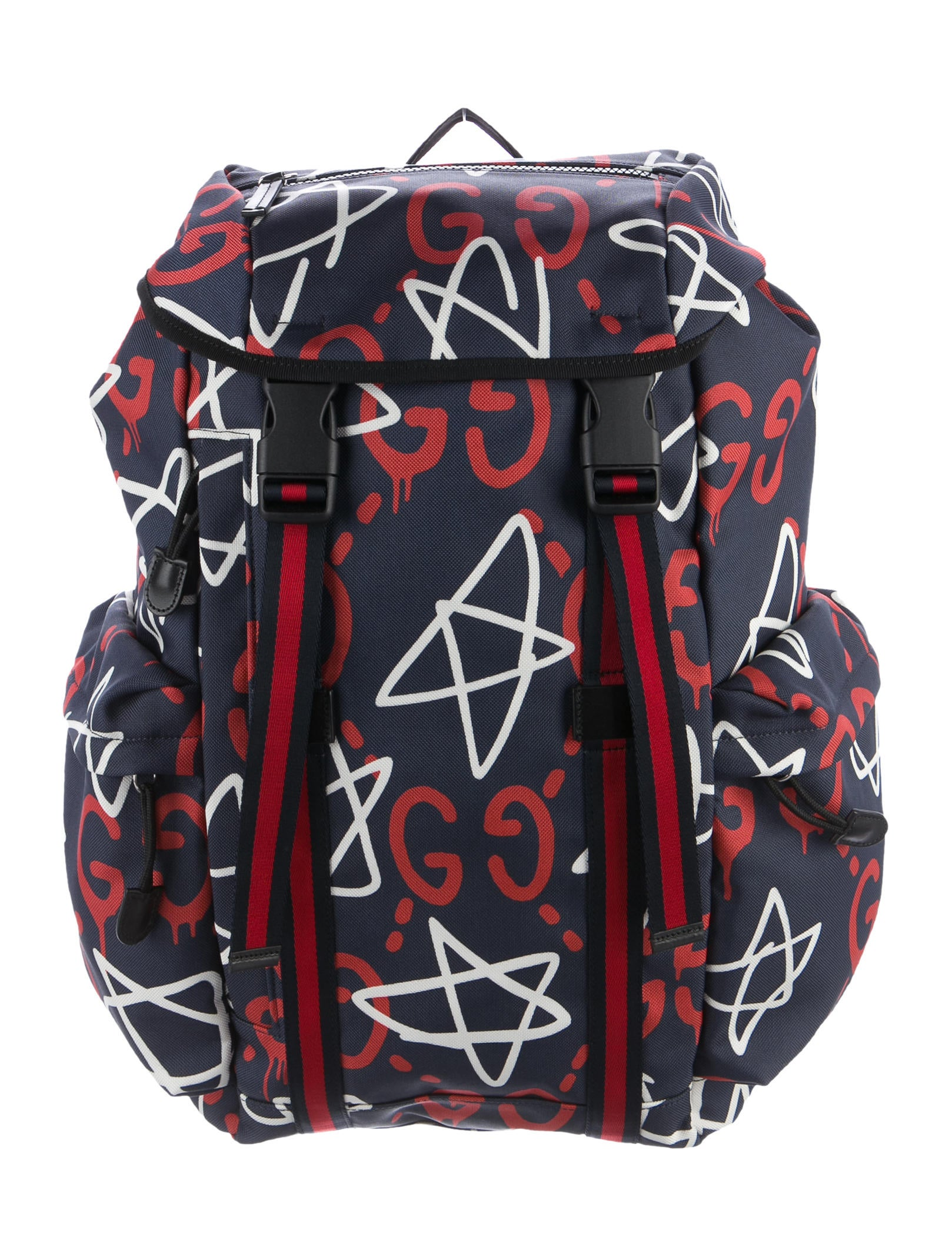 1d2877aa0 Gucci 2016 GucciGhost Backpack - Bags - GUC161215 | The RealReal