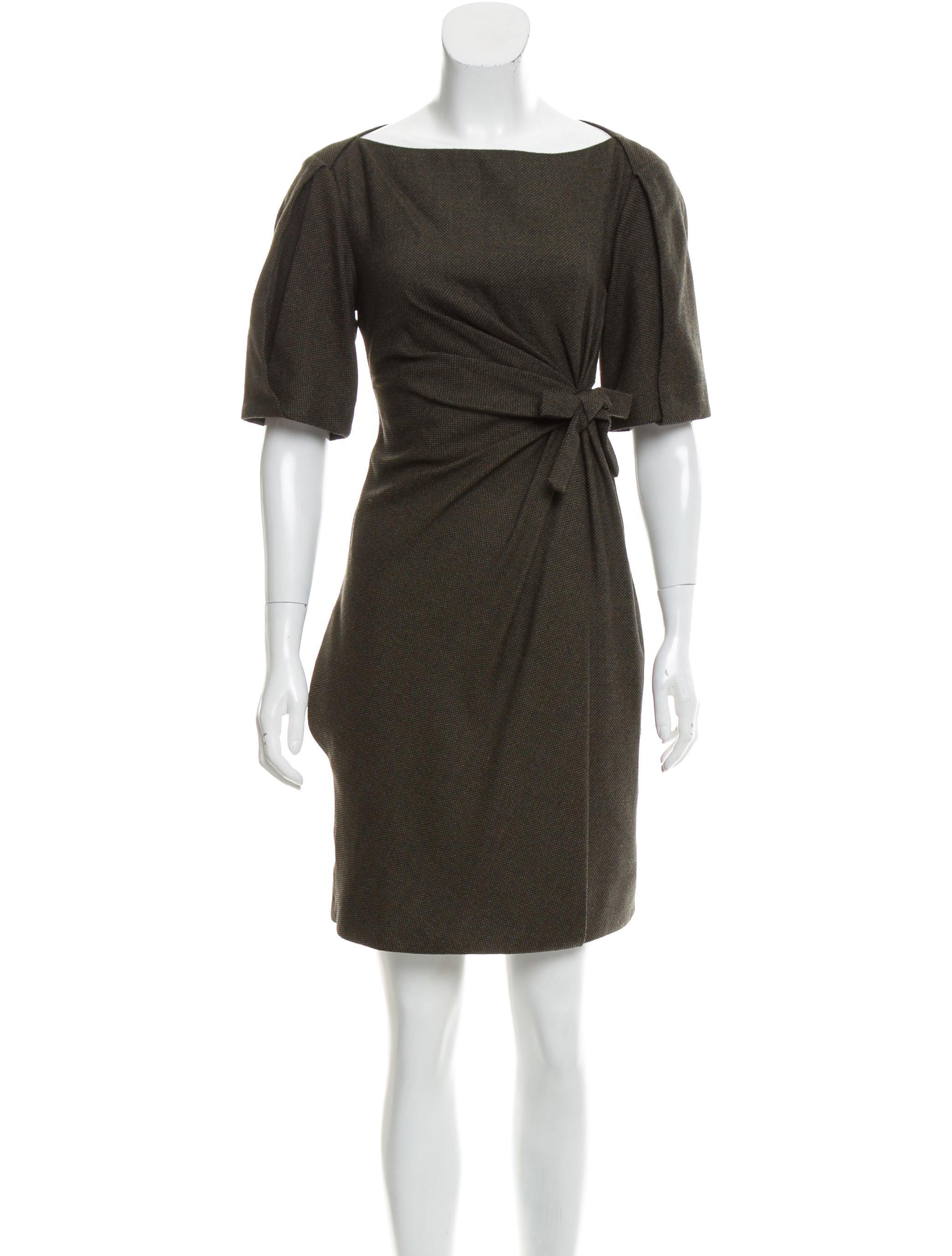 gucci short sleeve mini dress clothing guc161442 the