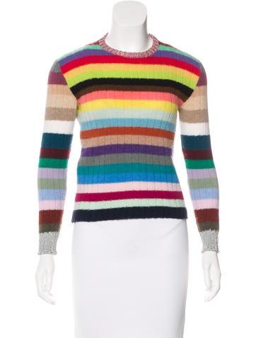 Gucci 2015 Cashmere Sweater None