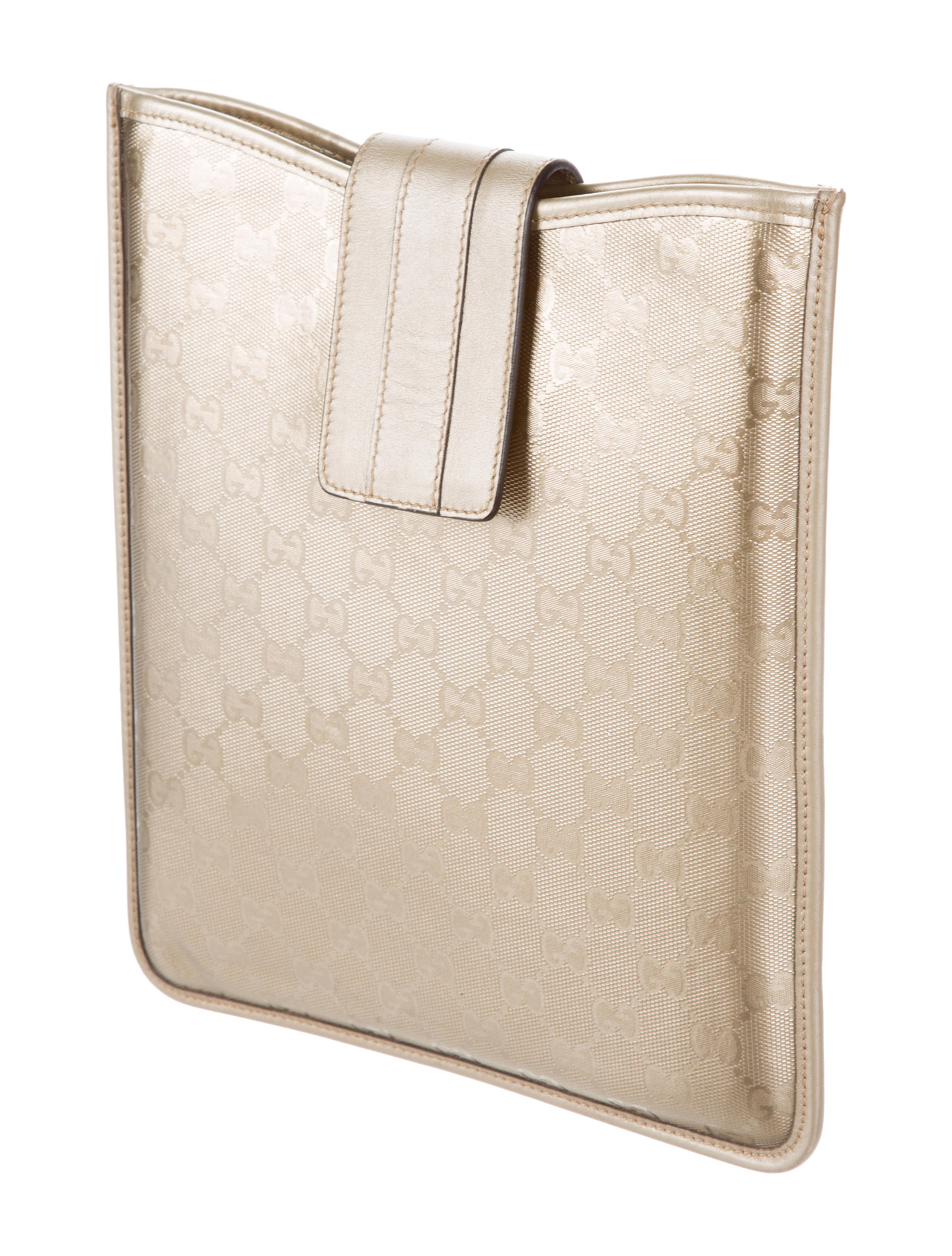 Gucci Gg Imprim 233 Ipad Case Technology Guc163973 The