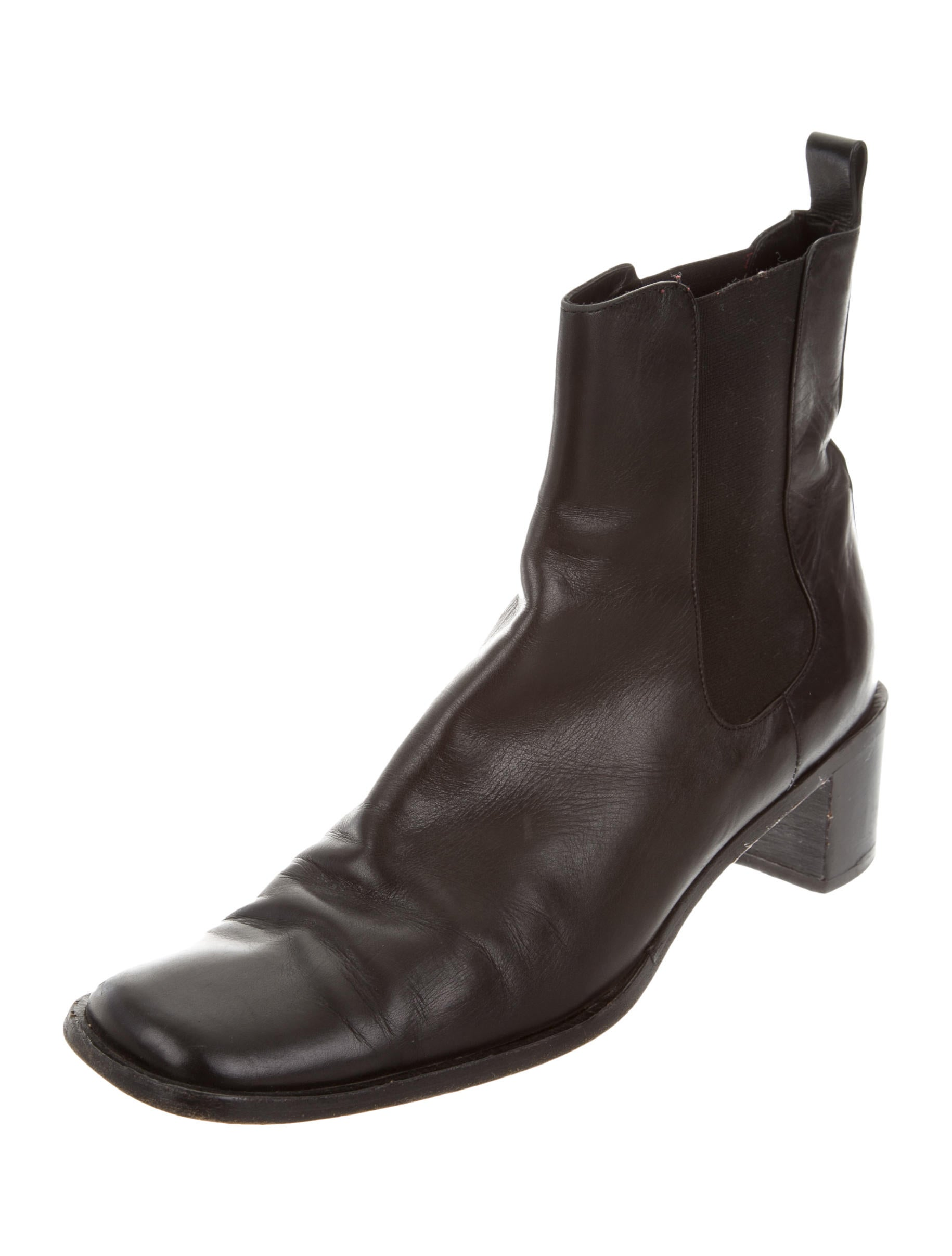 gucci square toe ankle boots shoes guc164154 the