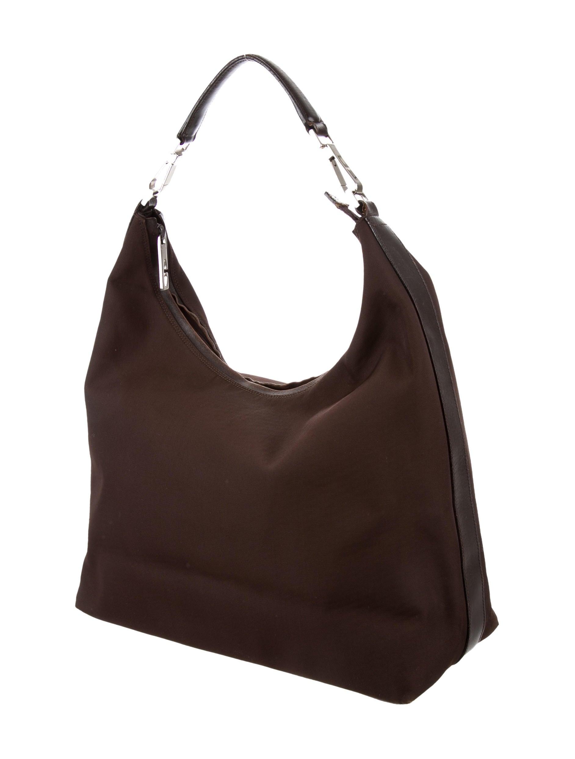 Shoulder Bag Nylon 18