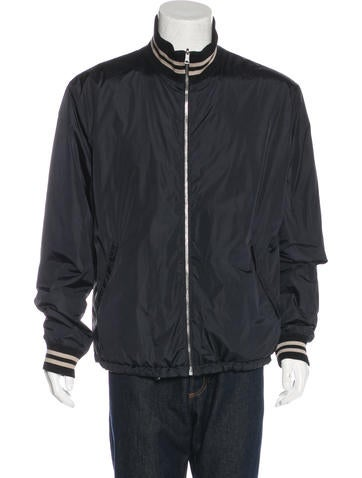 Gucci Reversible Bomber Jacket None