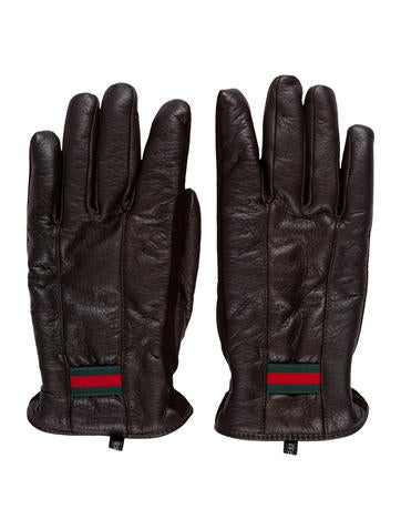 louis vuitton gloves. product name:gucci cashmere-lined leather gloves louis vuitton