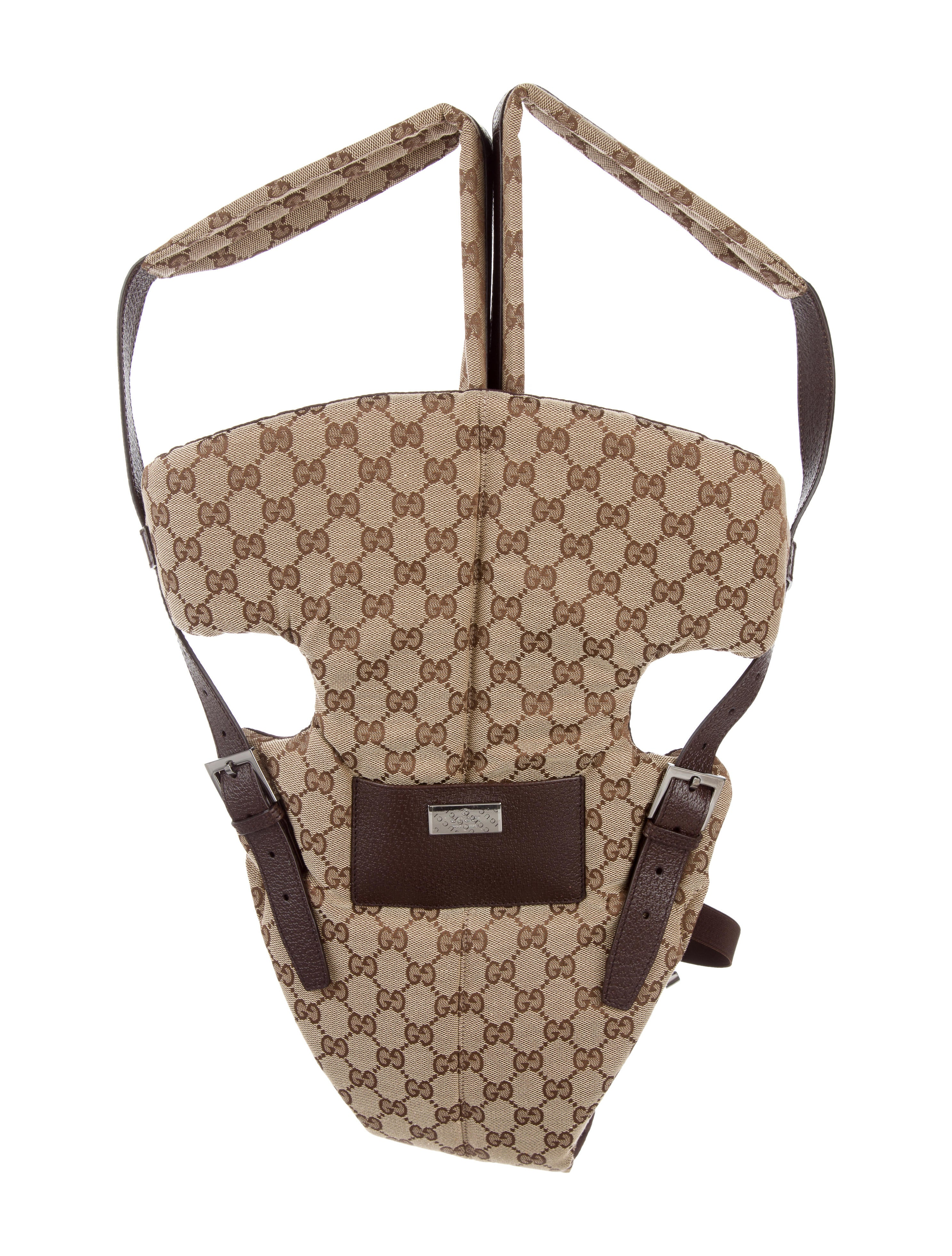 Gucci GG Baby Carrier w  Tags - Baby Gear - GUC165871