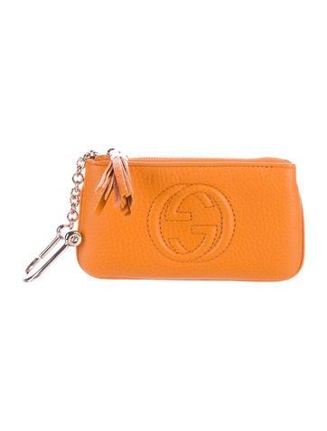 gucci key pouch. gucci soho key pouch