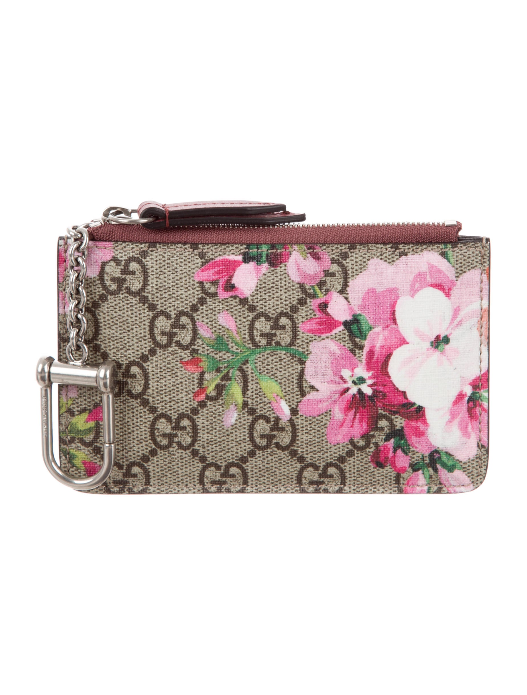 4f97156f71c Gucci GG Blooms Key Pouch - Accessories - GUC166093