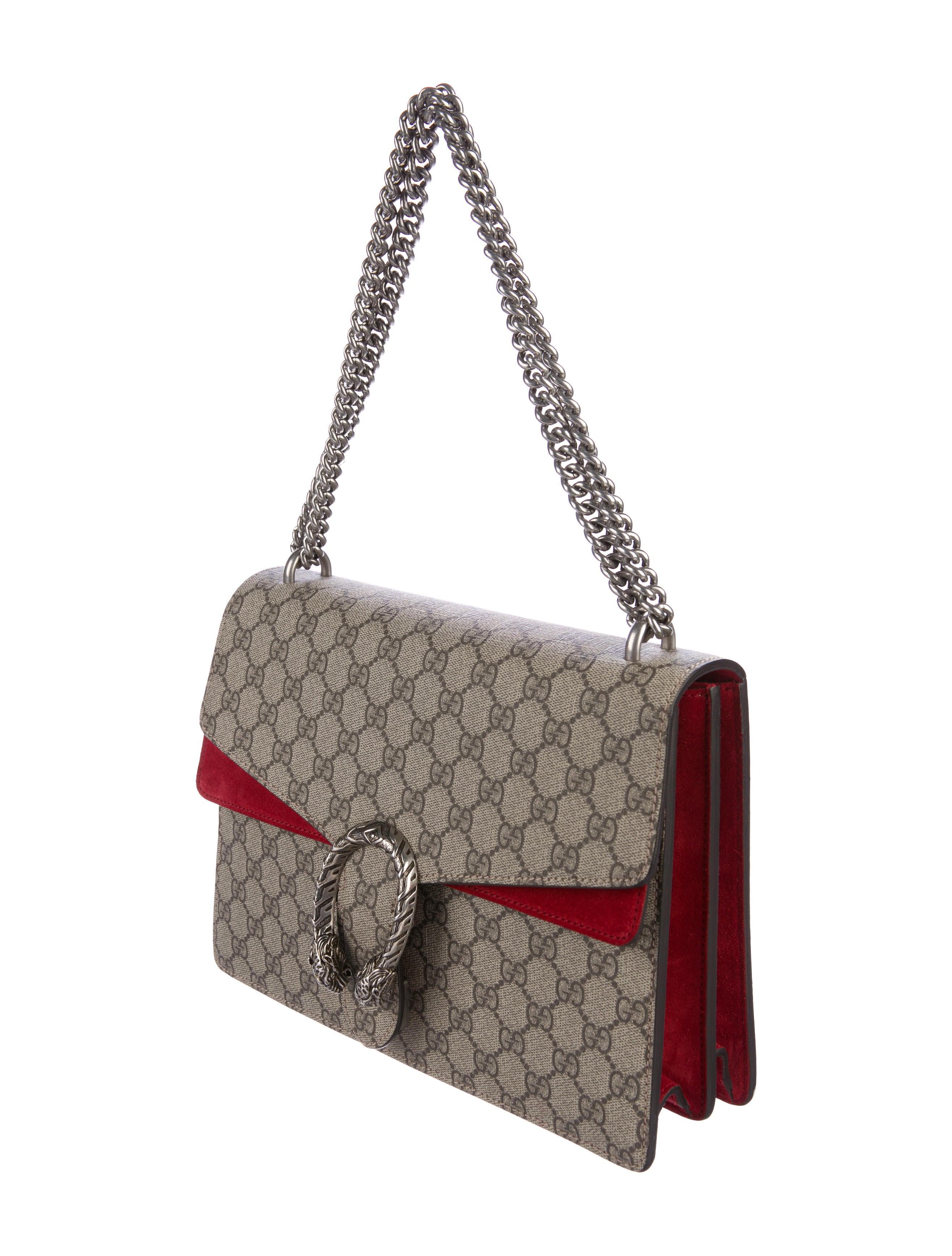 44d1f5a4bc12 Gucci Dionysus Gg Supreme Shoulder Bag Medium   Stanford Center for ...