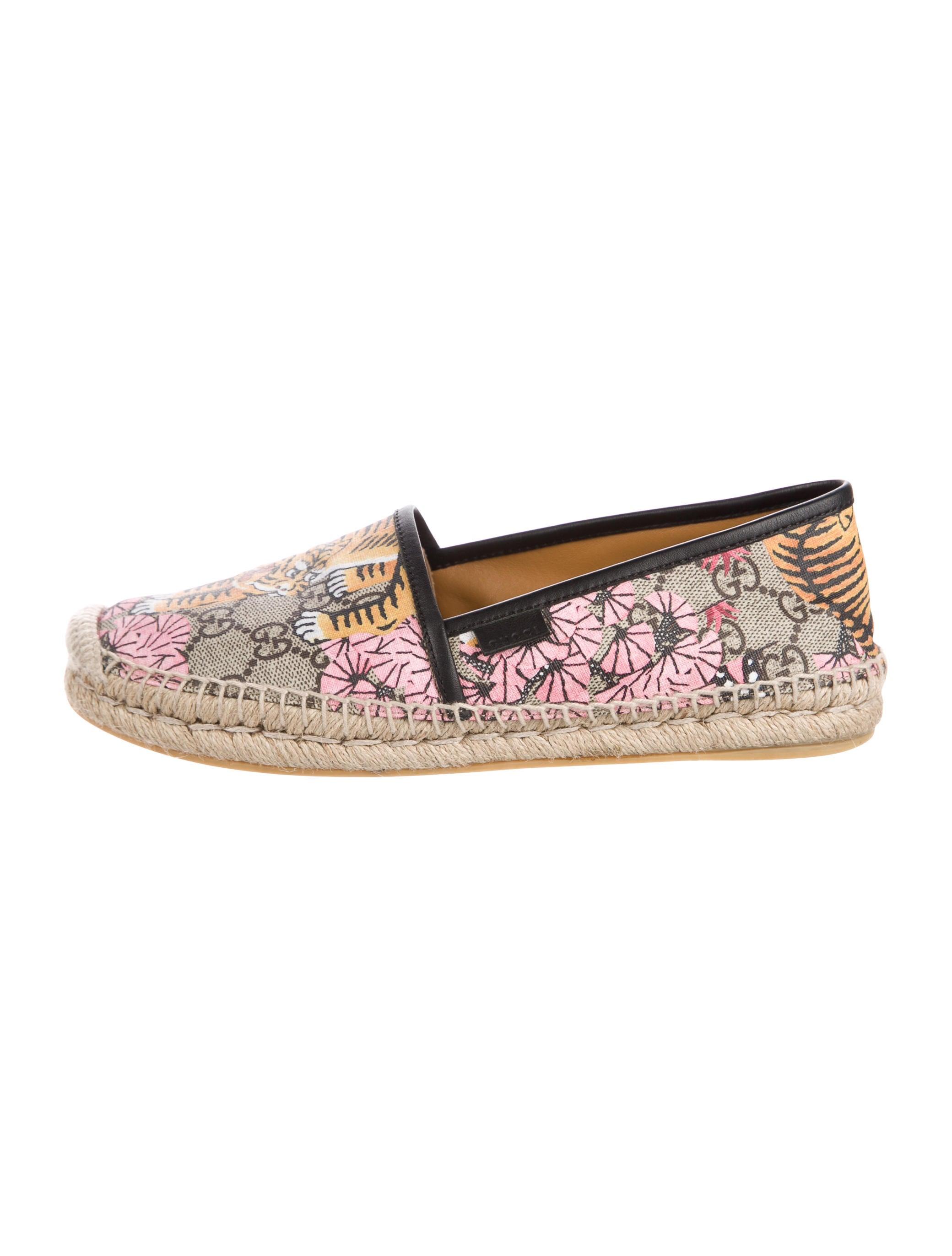 f309049313d Gucci Bengal GG Canvas Espadrilles - Shoes - GUC166524