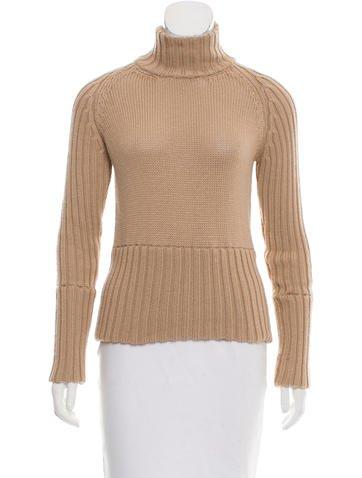 Gucci Merino Wool Turtleneck Sweater None