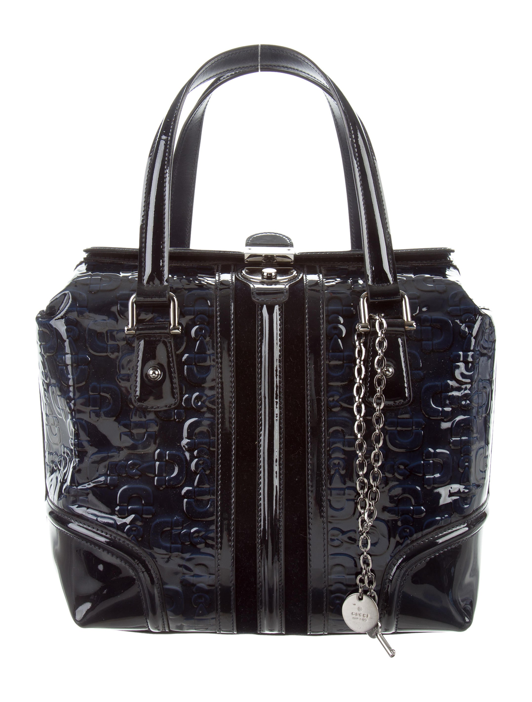 Boston Bag Patchwork Tutorial: Gucci Treasure Boston Bag - Handbags - GUC167667