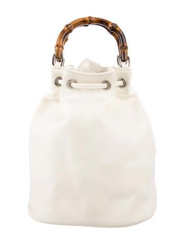 Innovative Gucci GG Canvas Charm Sling Pochette - Handbags - GUC136351 | The RealReal