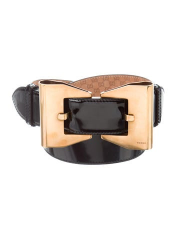 Gucci Bow Waist Belt None